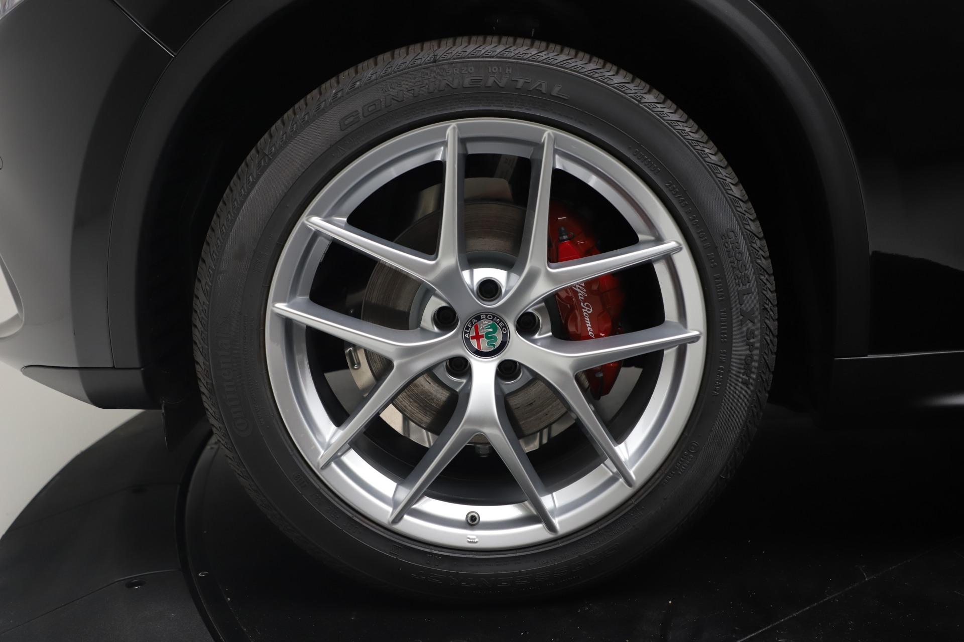 New 2019 Alfa Romeo Stelvio Ti Q4 For Sale In Greenwich, CT 3363_p30