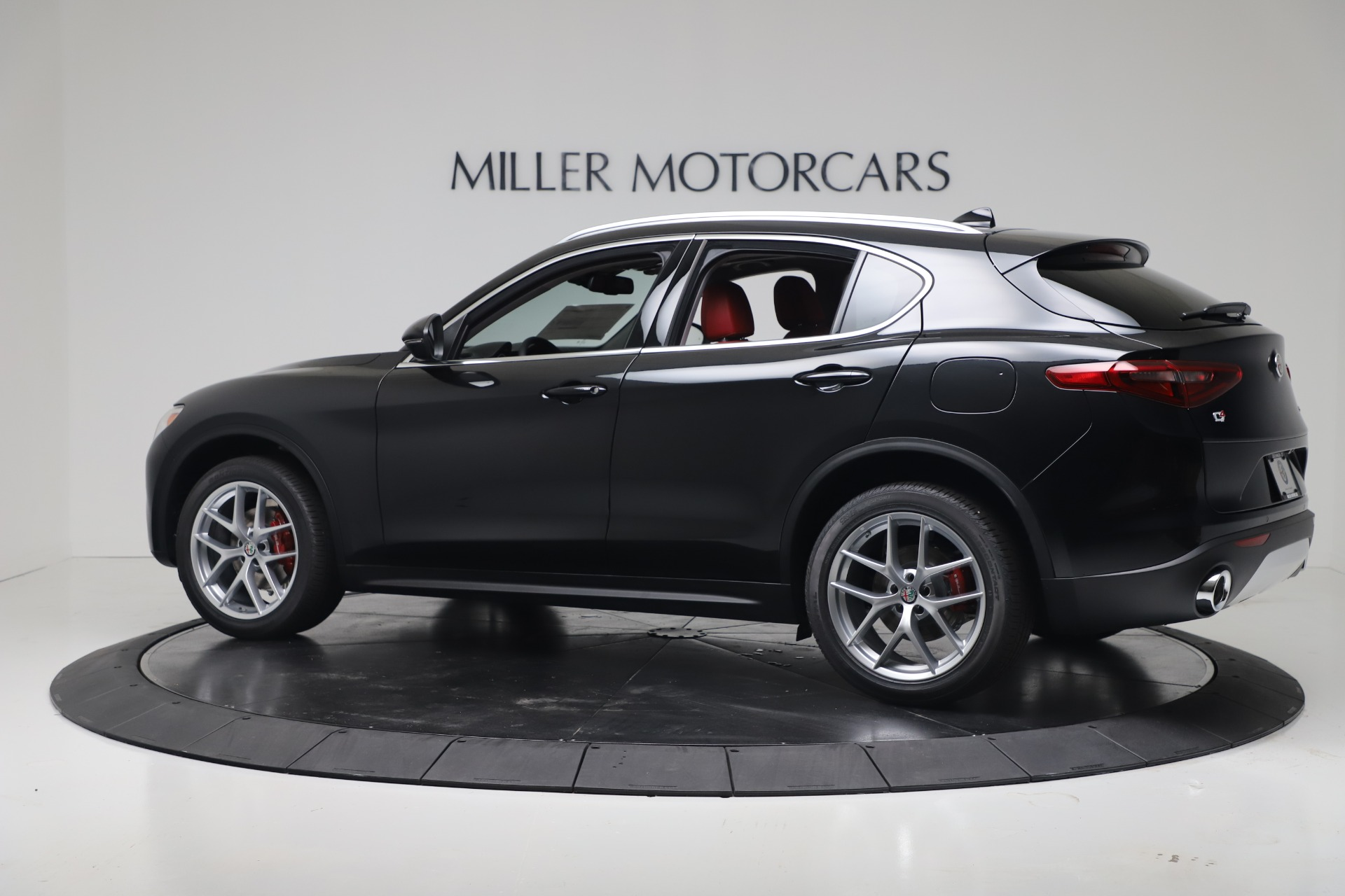 New 2019 Alfa Romeo Stelvio Ti Q4 For Sale In Greenwich, CT 3363_p4
