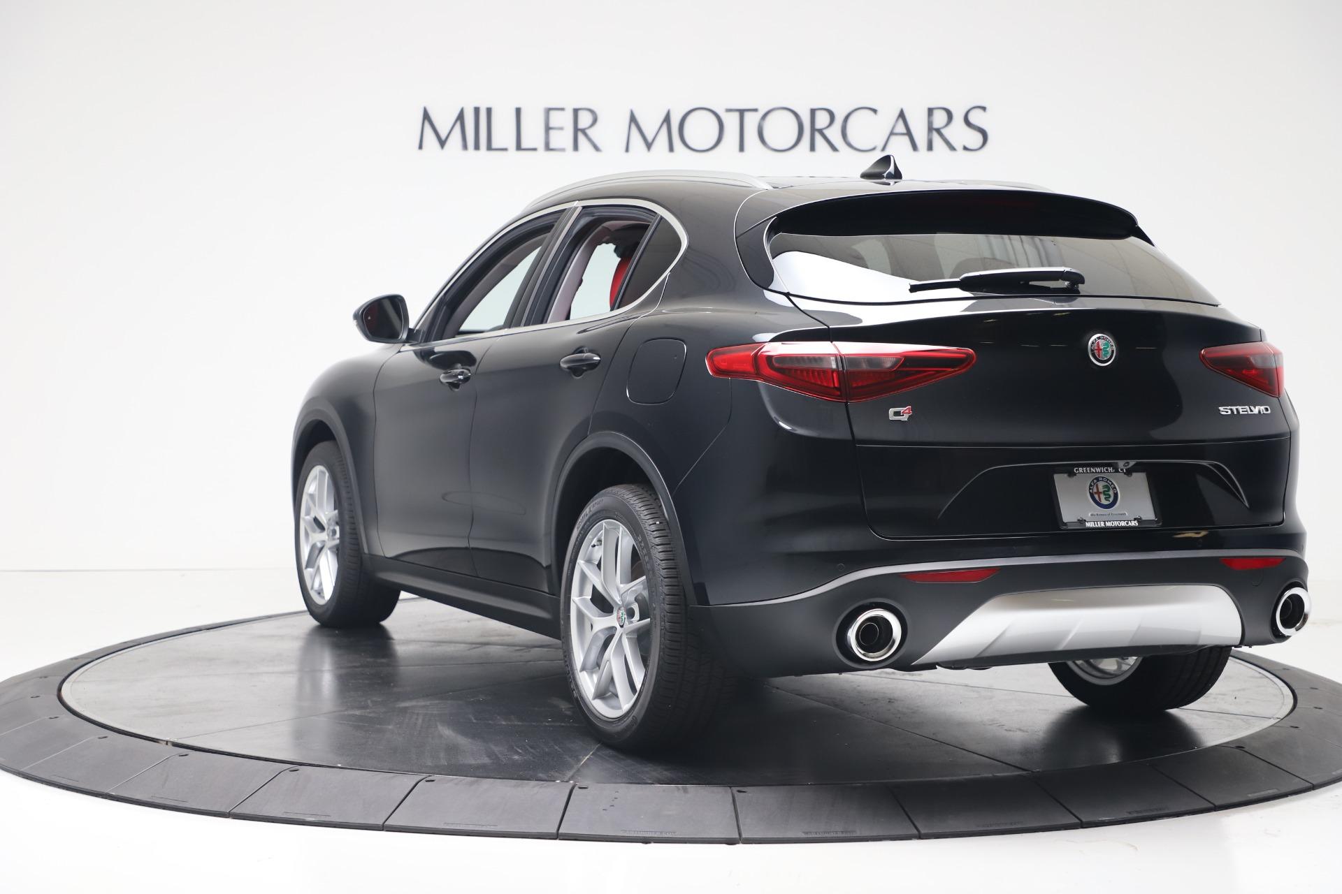 New 2019 Alfa Romeo Stelvio Ti Q4 For Sale In Greenwich, CT 3363_p5