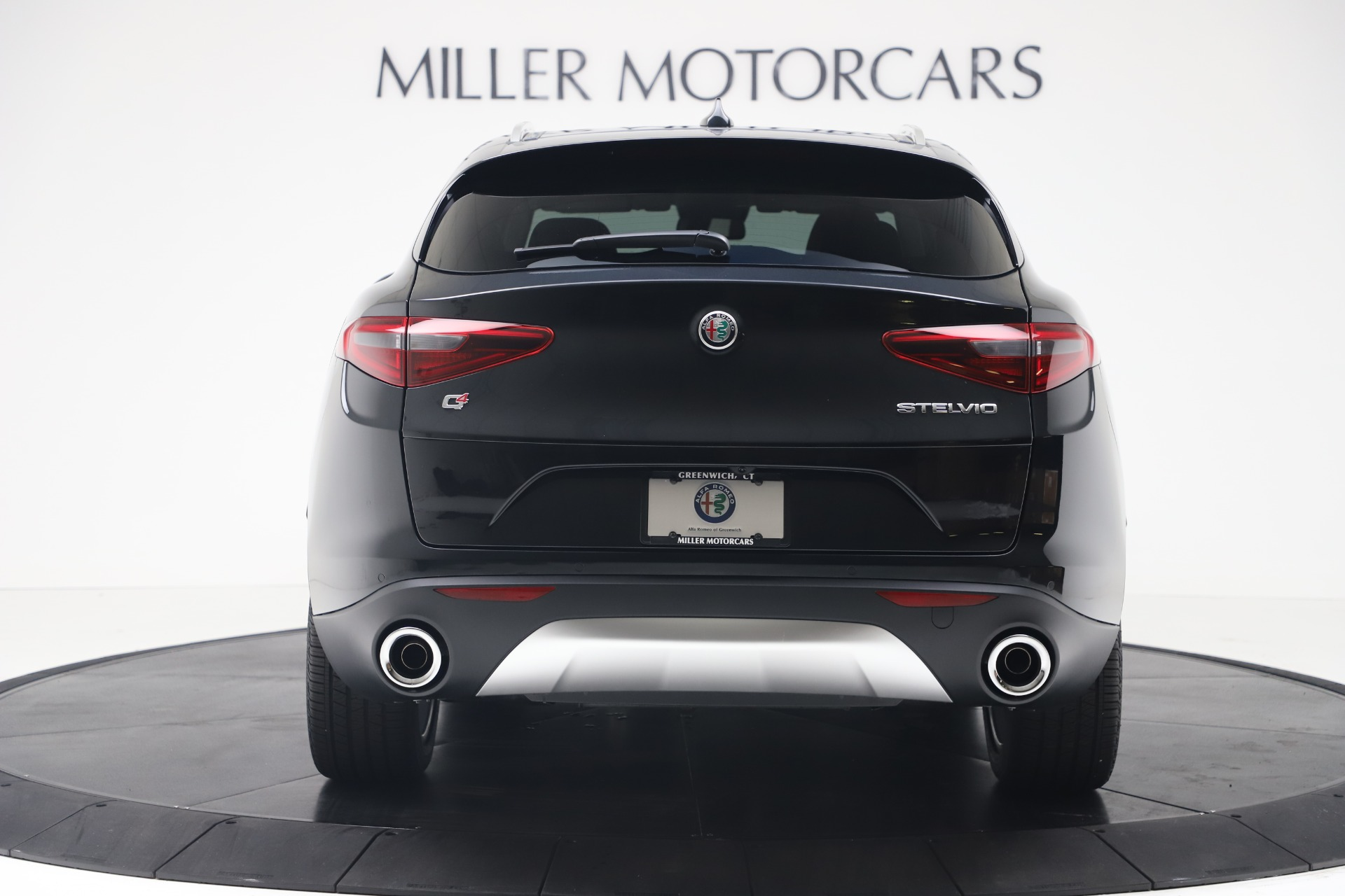 New 2019 Alfa Romeo Stelvio Ti Q4 For Sale In Greenwich, CT 3363_p6