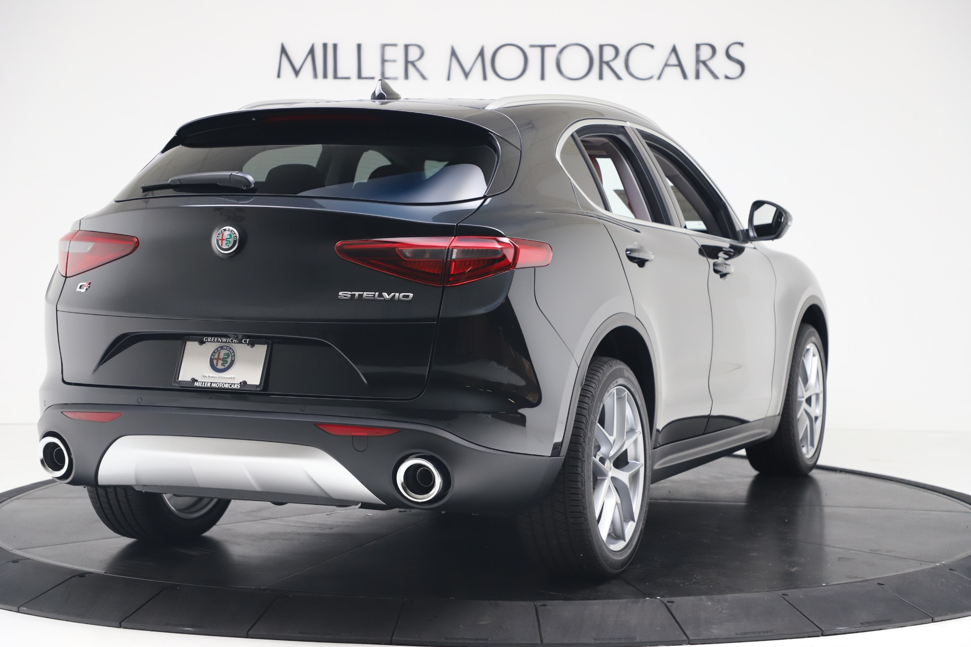 New 2019 Alfa Romeo Stelvio Ti Q4 For Sale In Greenwich, CT 3363_p7