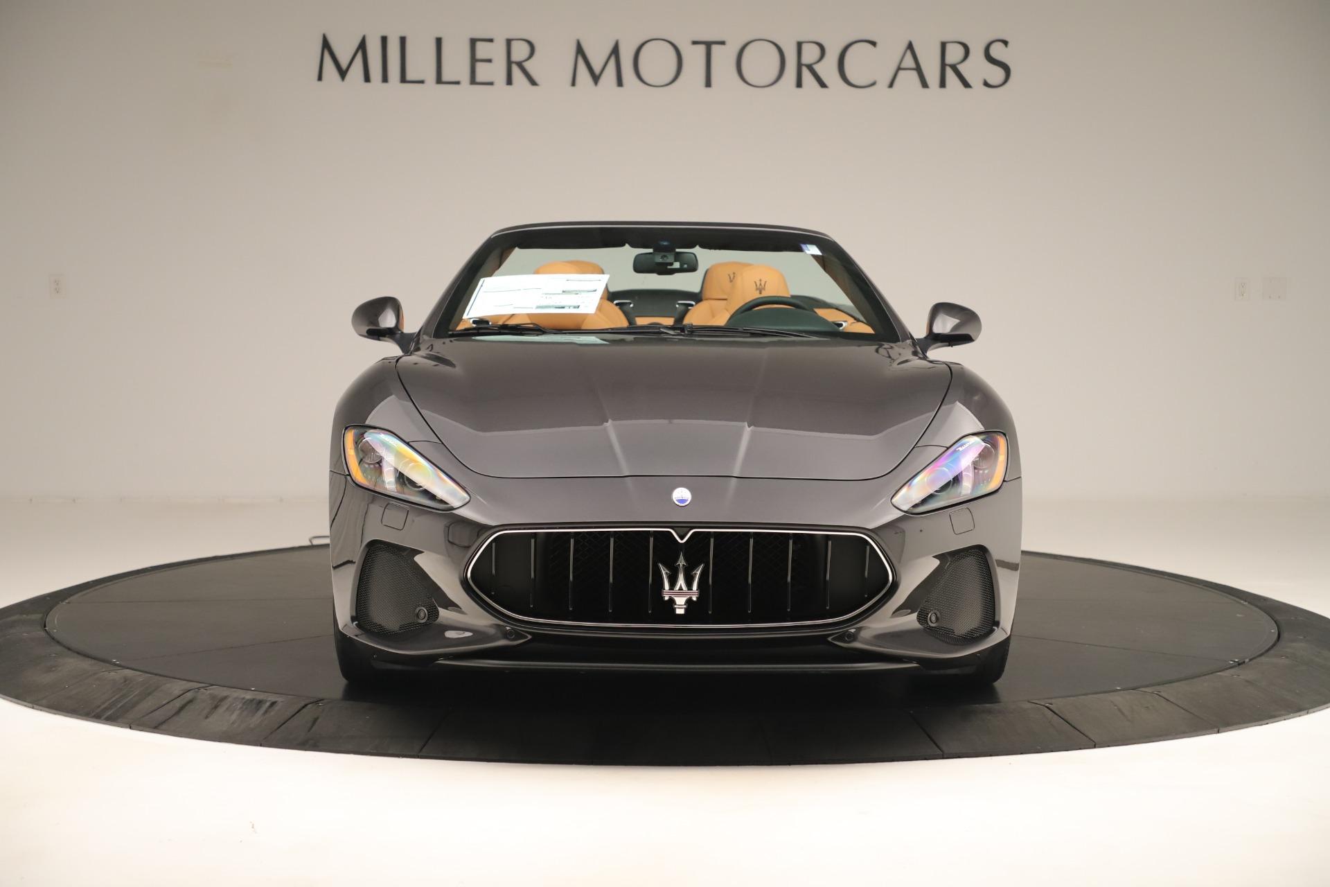 New 2019 Maserati GranTurismo Sport Convertible For Sale In Greenwich, CT 3367_p12