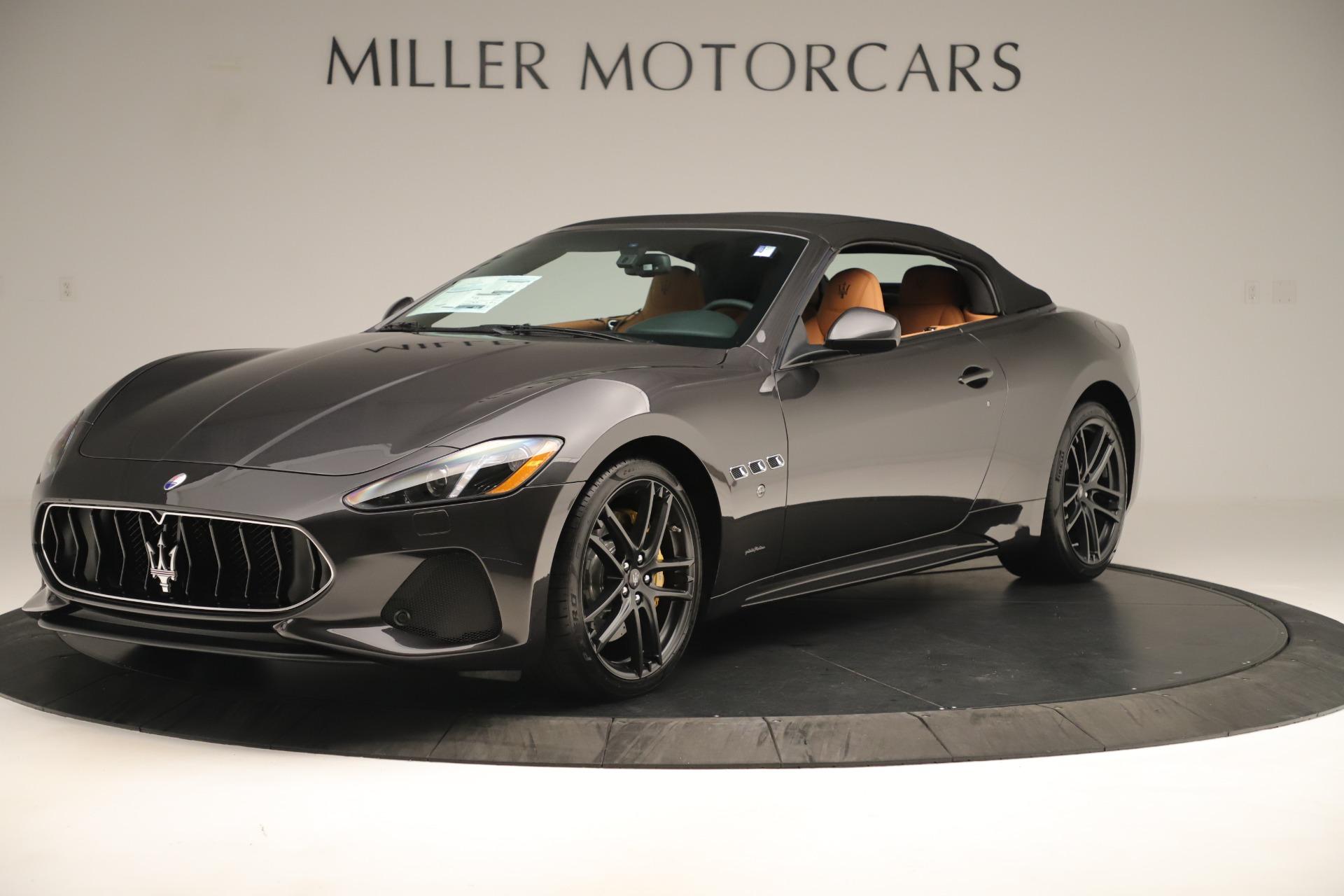 New 2019 Maserati GranTurismo Sport Convertible For Sale In Greenwich, CT 3367_p13