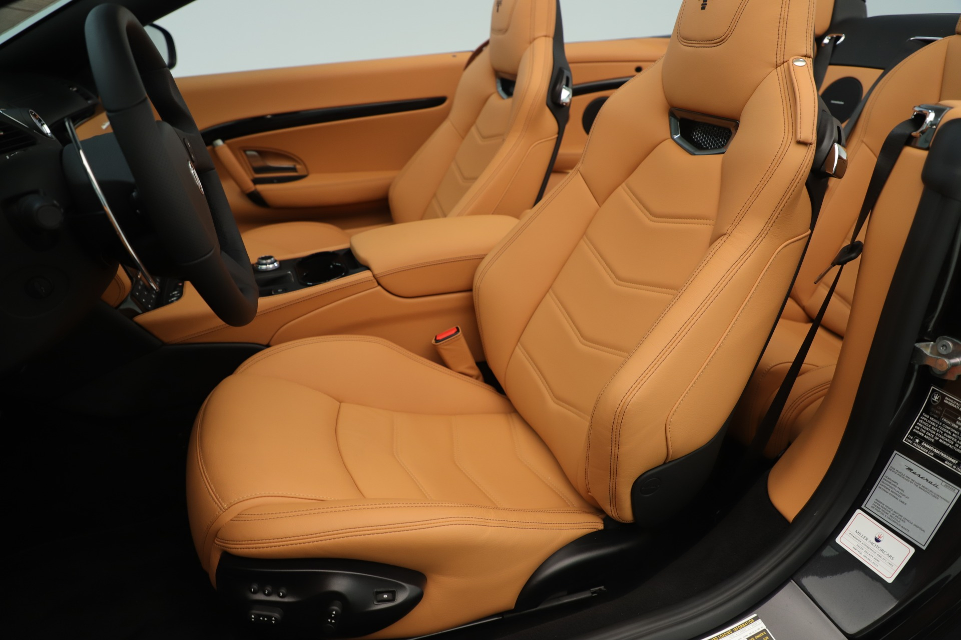 New 2019 Maserati GranTurismo Sport Convertible For Sale In Greenwich, CT 3367_p21