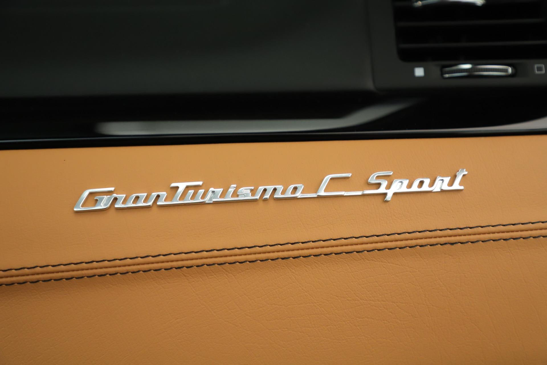 New 2019 Maserati GranTurismo Sport Convertible For Sale In Greenwich, CT 3367_p32