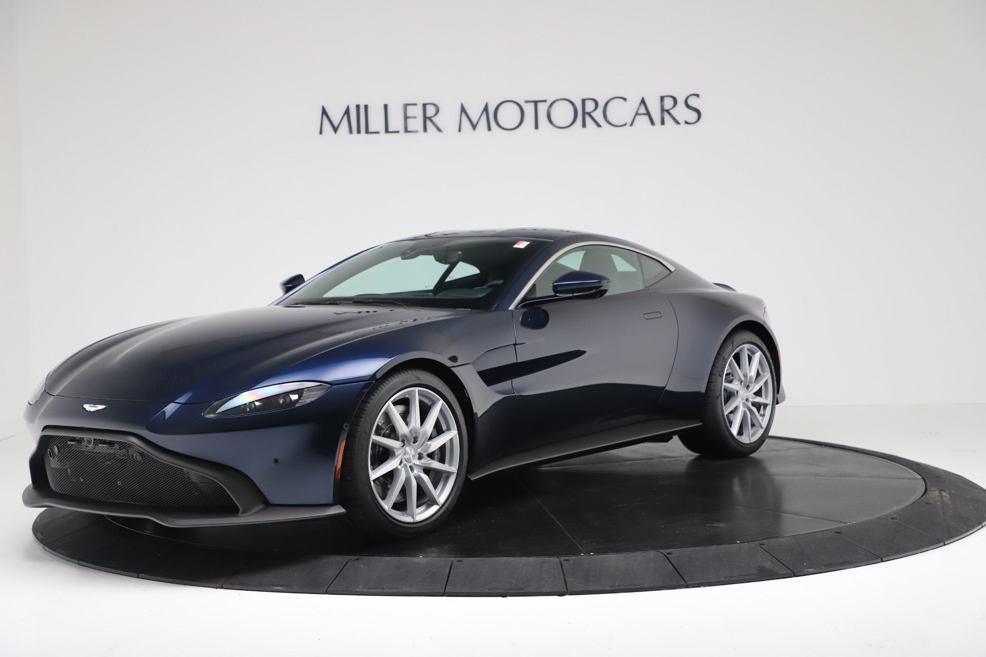 New 2020 Aston Martin Vantage V8 For Sale In Greenwich, CT 3369_main