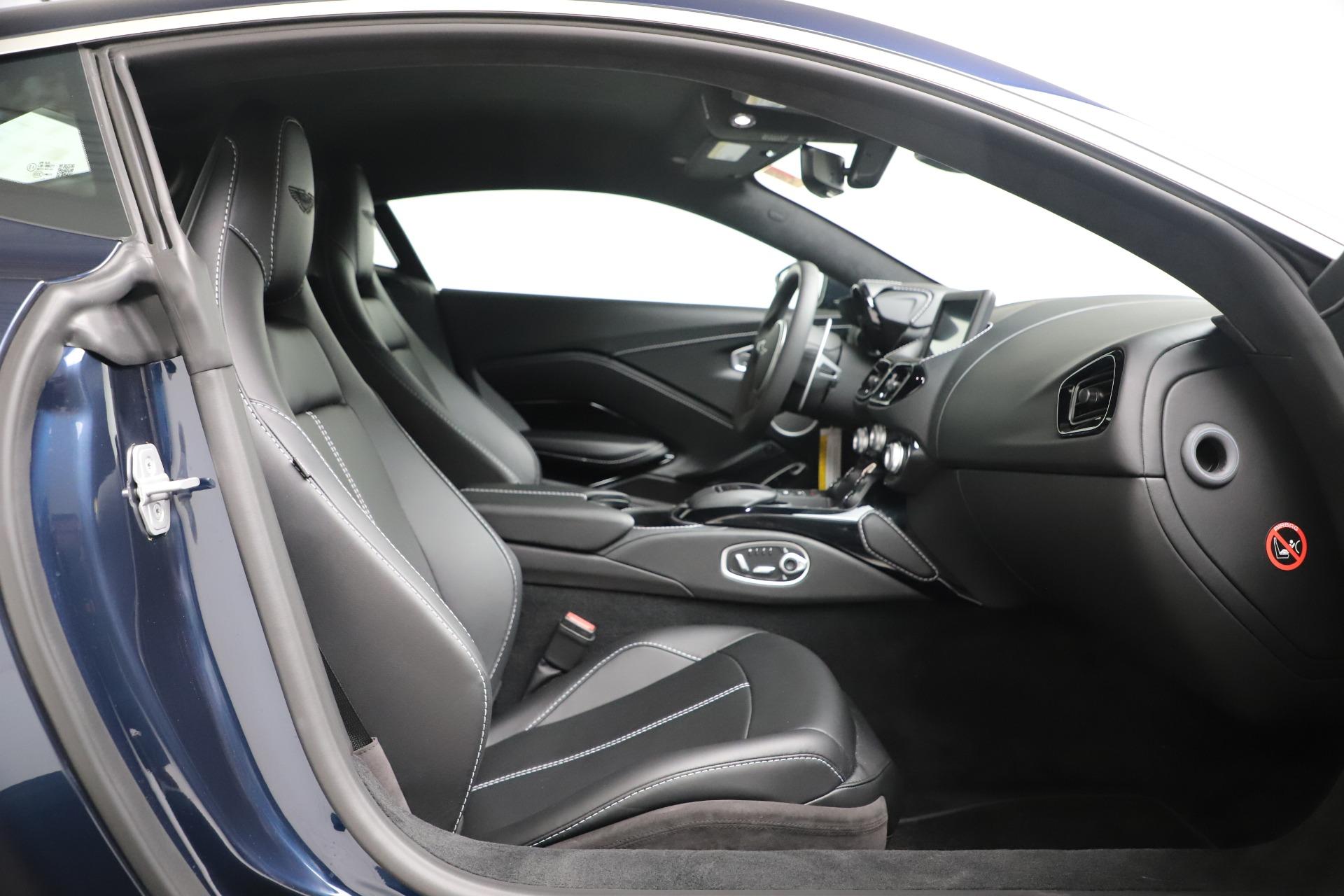 New 2020 Aston Martin Vantage V8 For Sale In Greenwich, CT 3369_p14