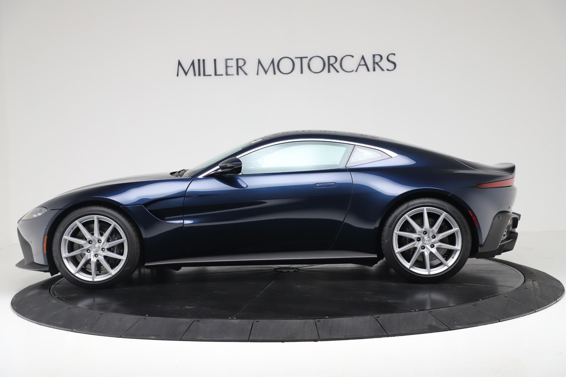 New 2020 Aston Martin Vantage V8 For Sale In Greenwich, CT 3369_p2