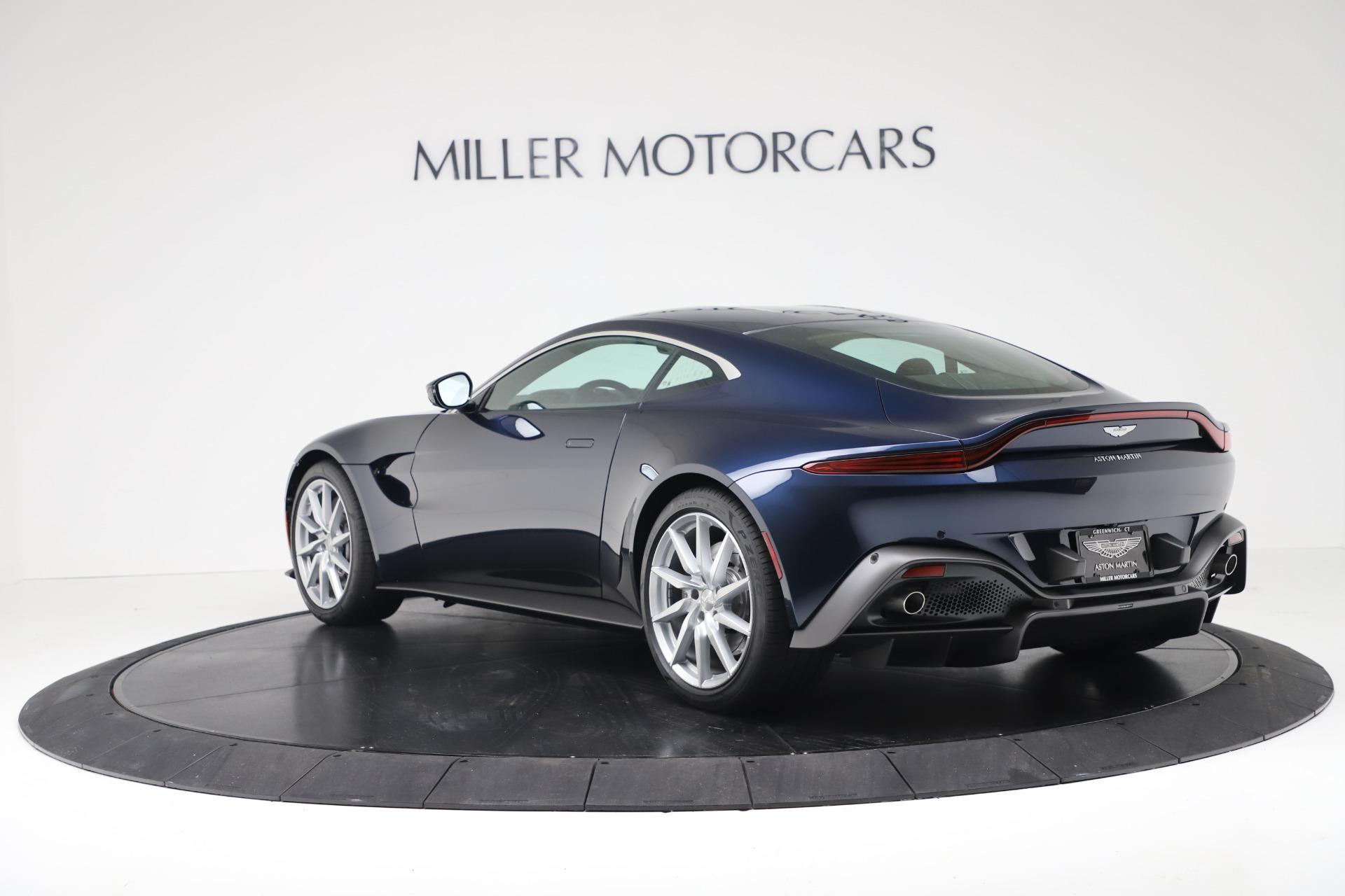 New 2020 Aston Martin Vantage V8 For Sale In Greenwich, CT 3369_p3