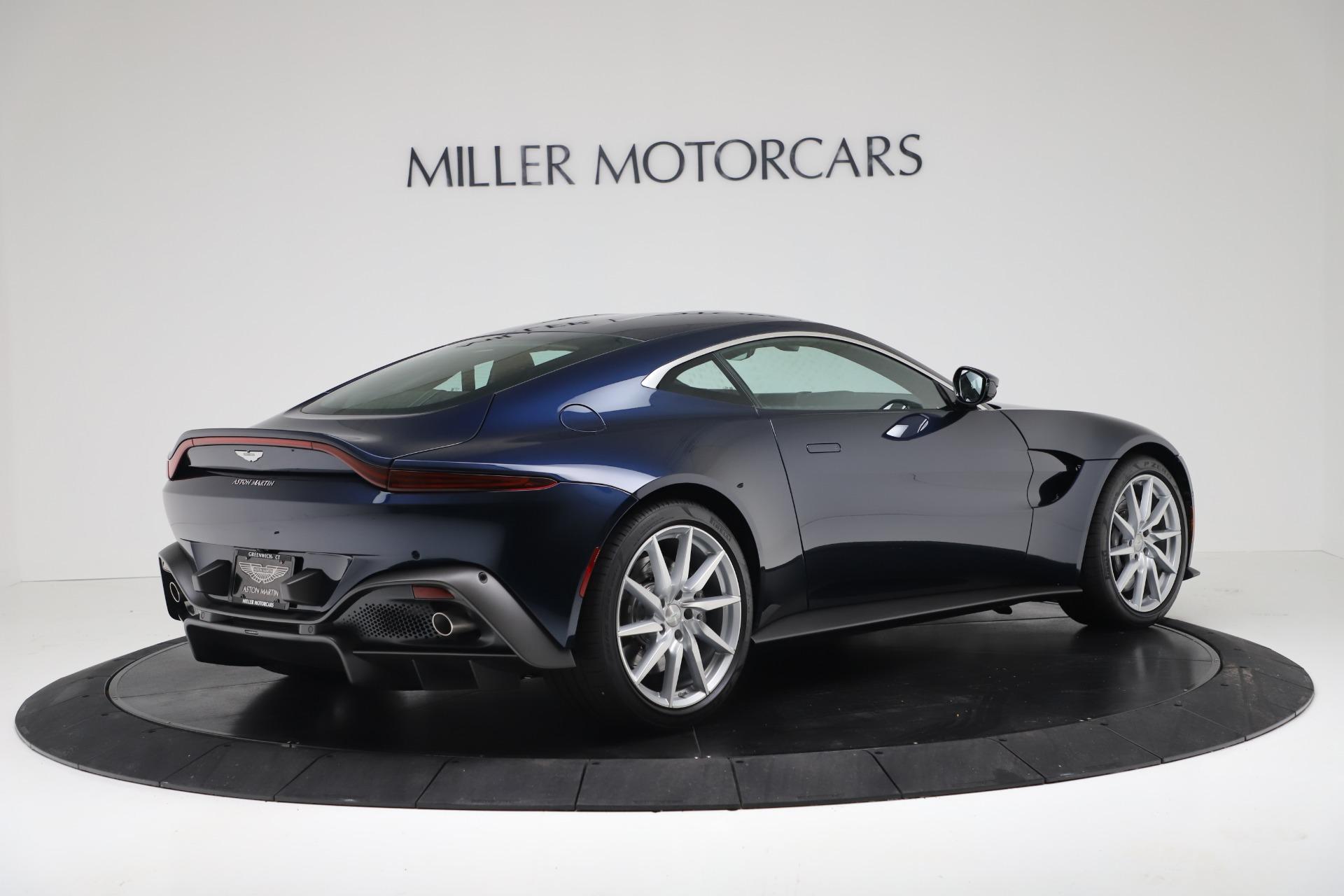 New 2020 Aston Martin Vantage V8 For Sale In Greenwich, CT 3369_p5