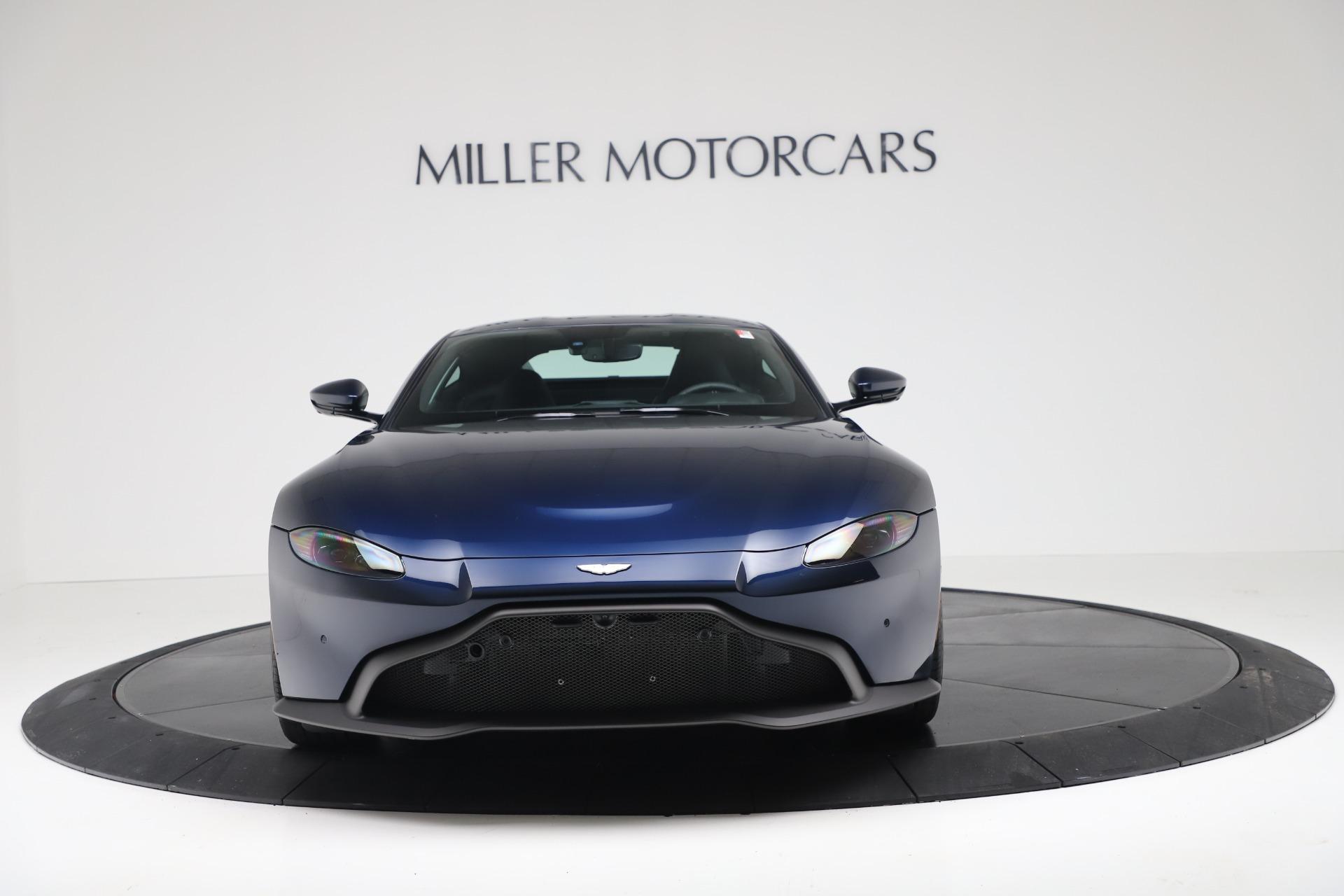 New 2020 Aston Martin Vantage V8 For Sale In Greenwich, CT 3369_p8