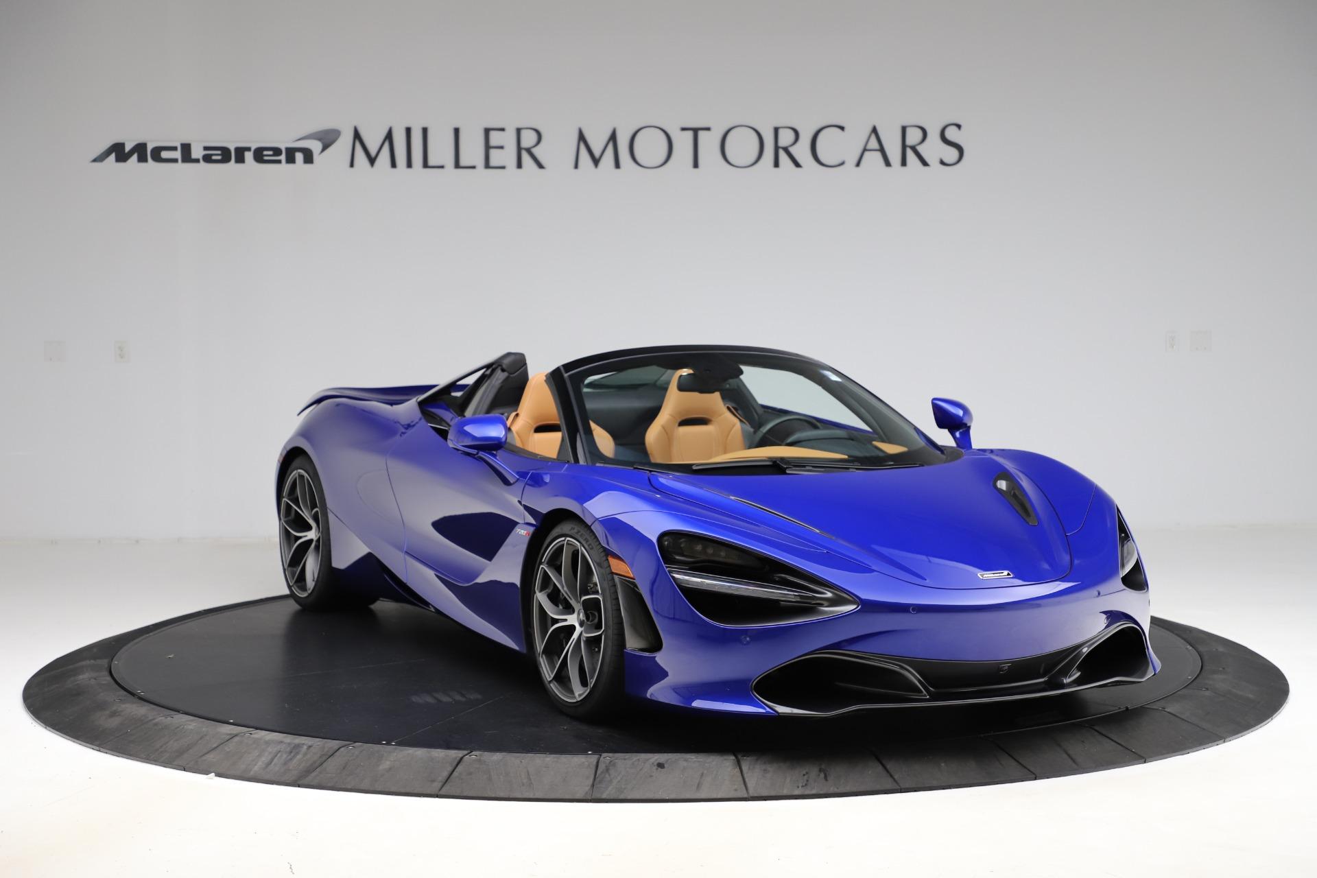 New 2020 McLaren 720S Spider For Sale In Greenwich, CT 3370_p11