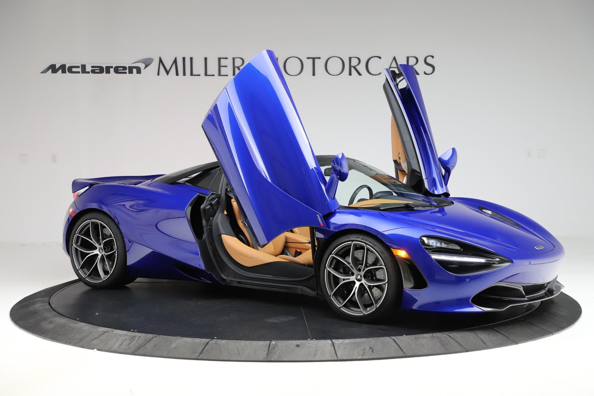 New 2020 McLaren 720S Spider For Sale In Greenwich, CT 3370_p15