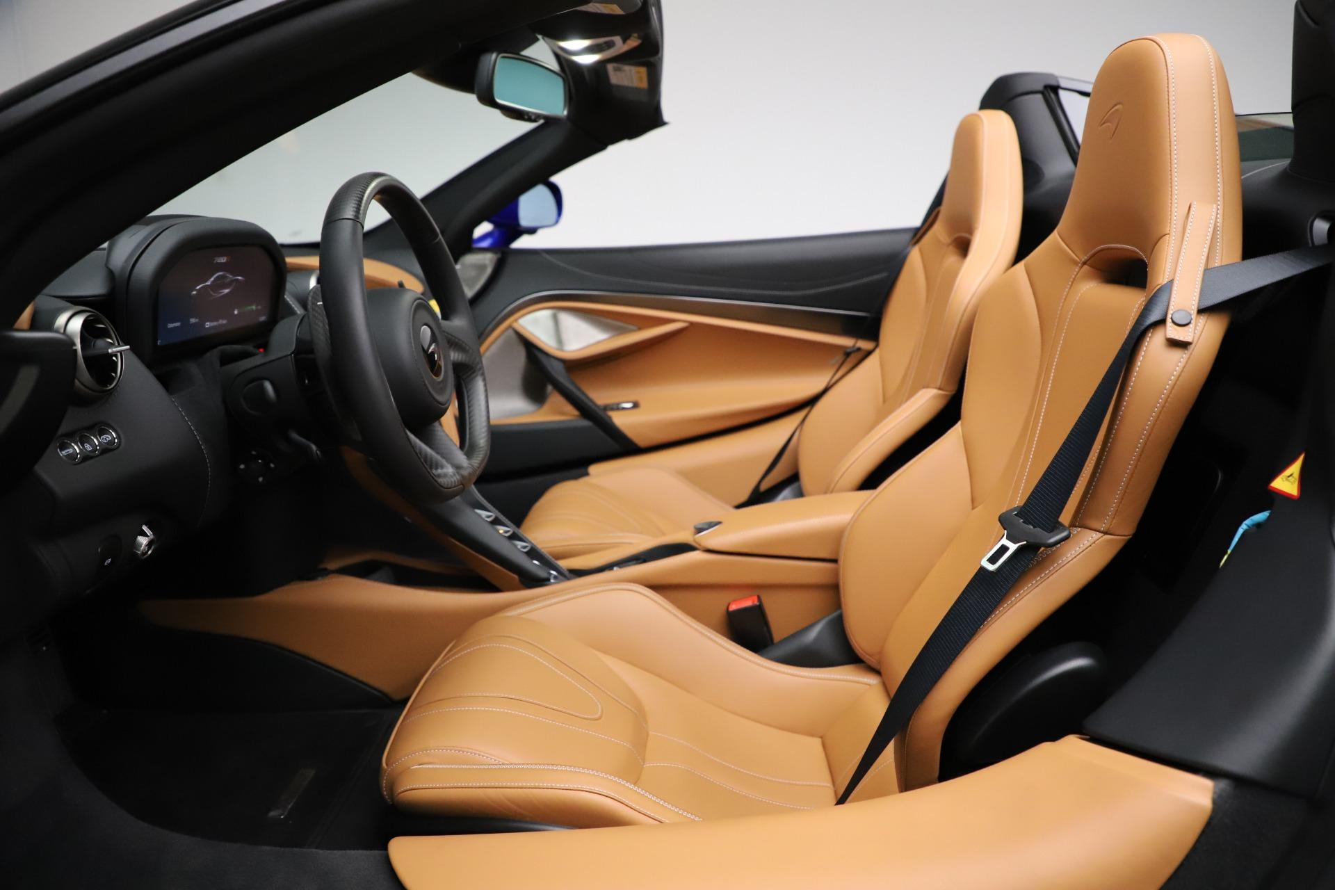 New 2020 McLaren 720S Spider For Sale In Greenwich, CT 3370_p23