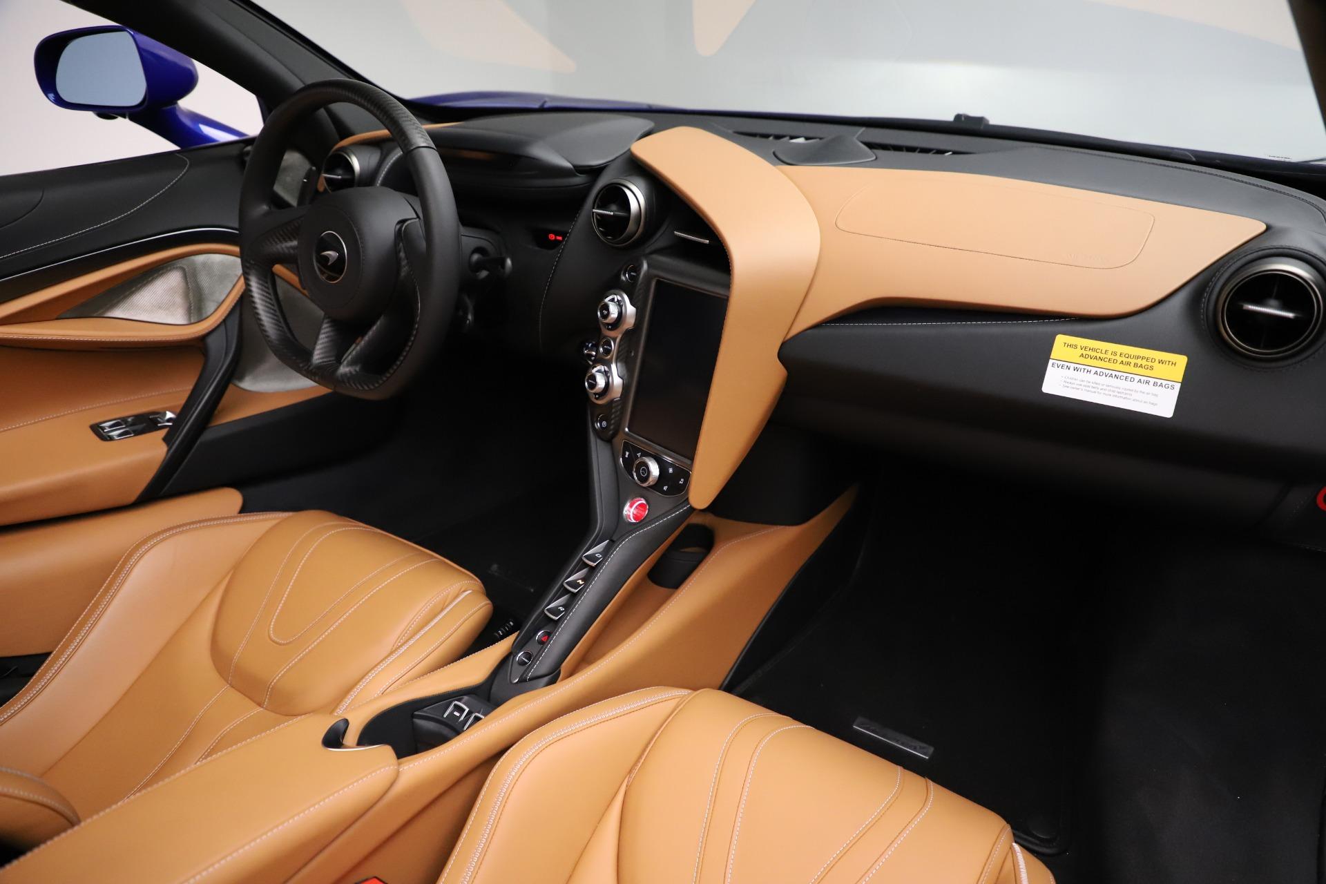 New 2020 McLaren 720S Spider For Sale In Greenwich, CT 3370_p29