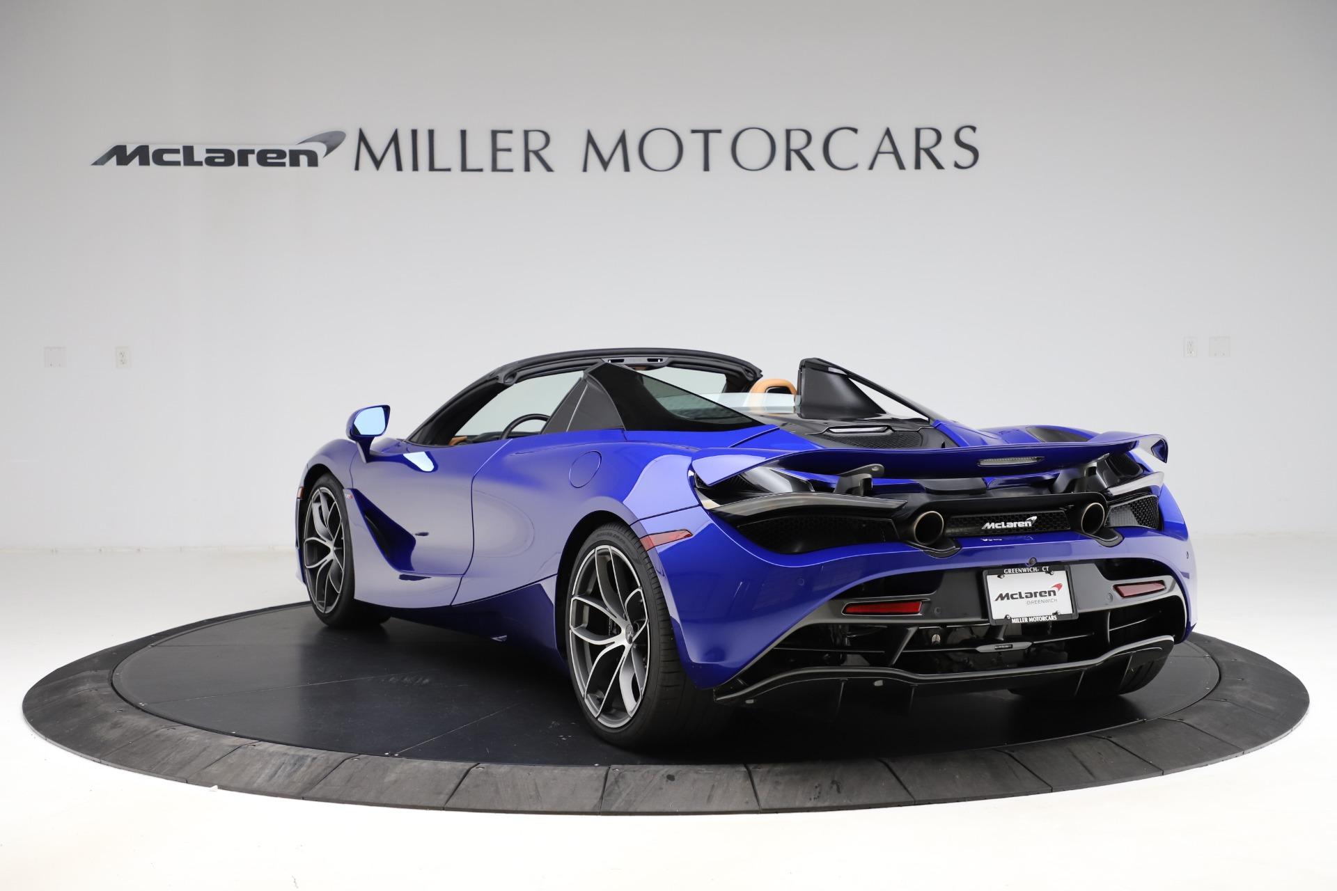 New 2020 McLaren 720S Spider For Sale In Greenwich, CT 3370_p5