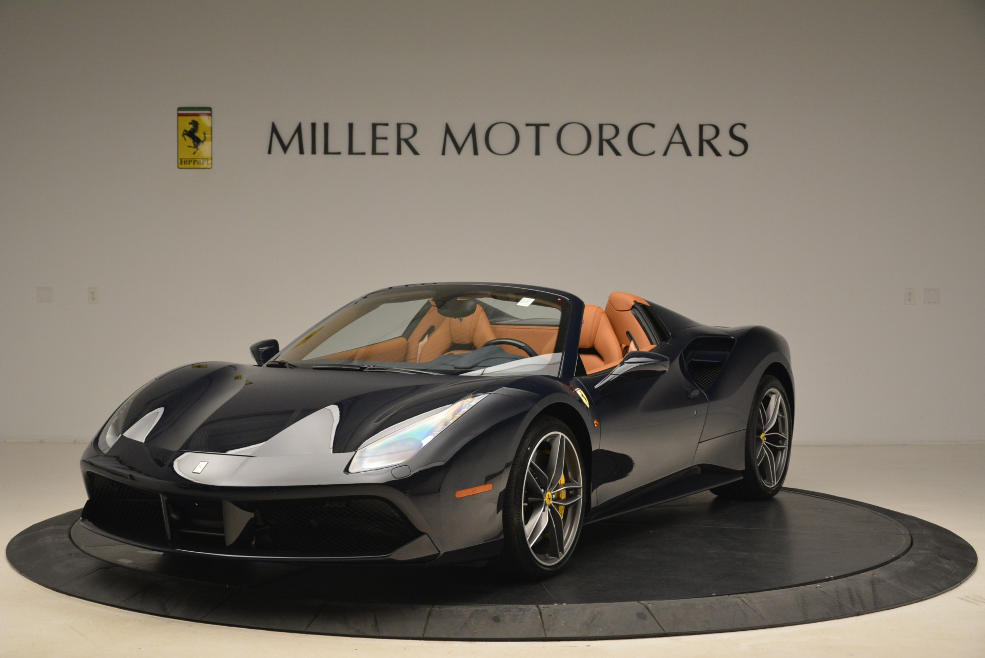 Used 2018 Ferrari 488 Spider  For Sale In Greenwich, CT
