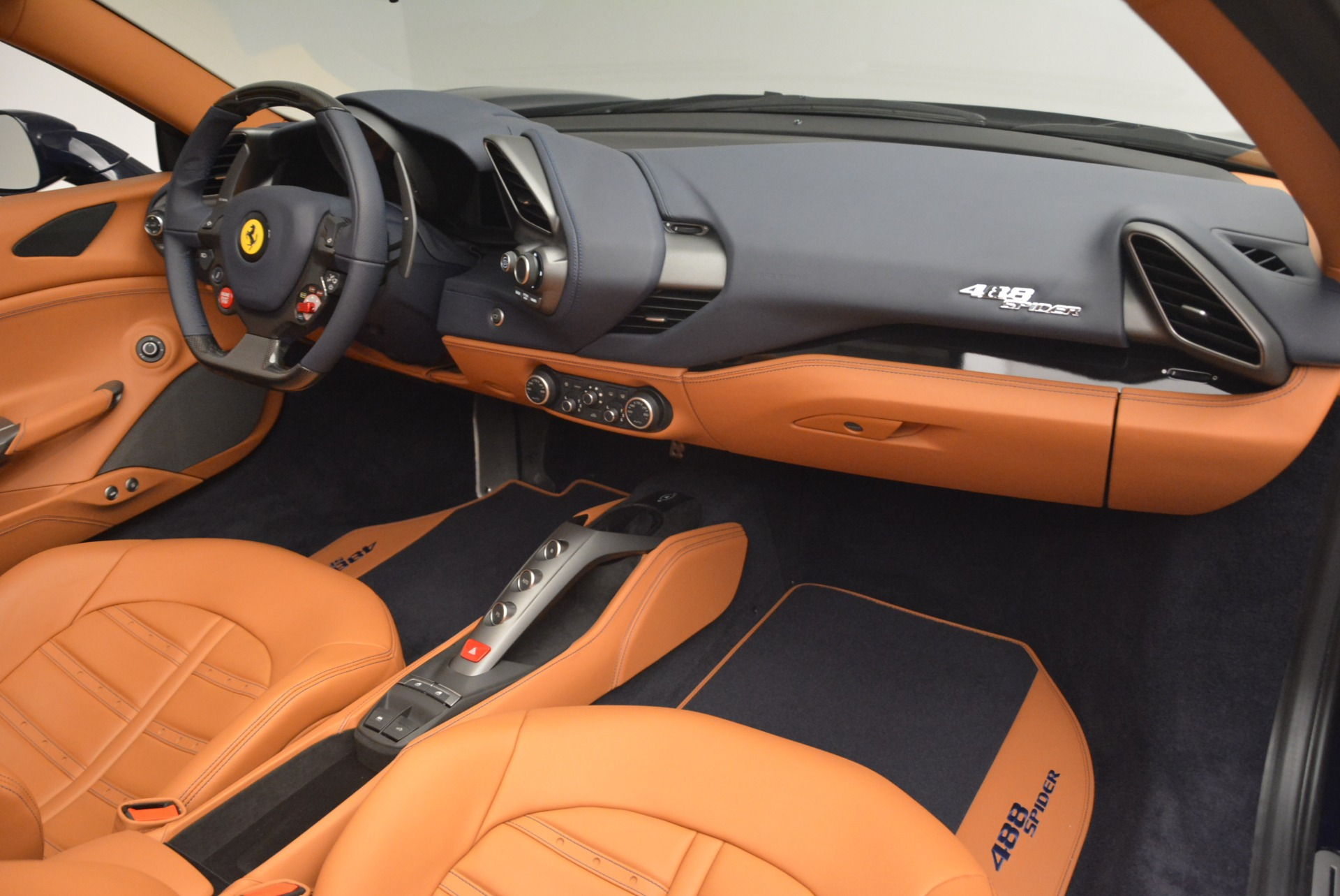 Used 2018 Ferrari 488 Spider  For Sale In Greenwich, CT 3371_p29