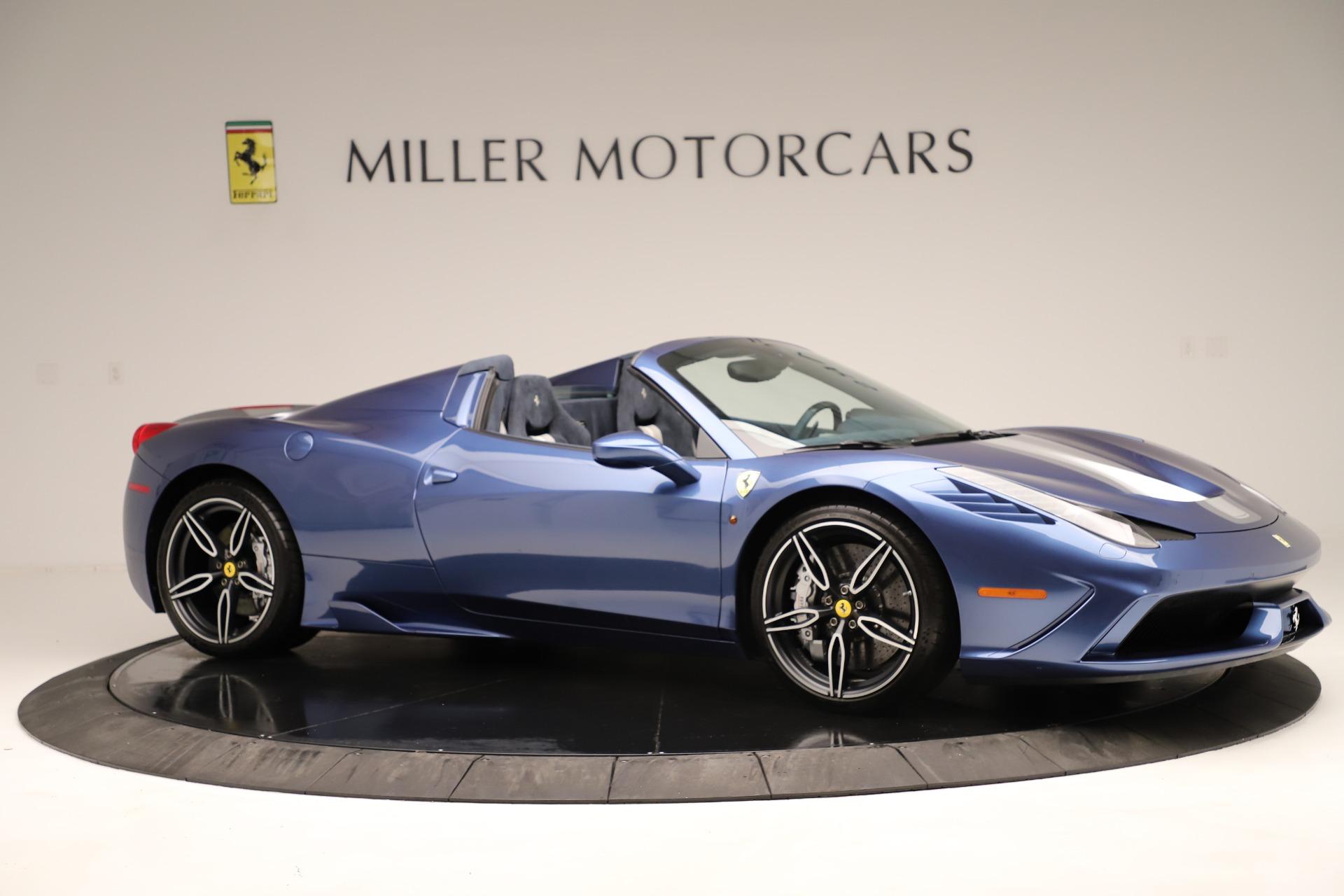 Used 2015 Ferrari 458 Speciale Aperta  For Sale In Greenwich, CT 3372_p11