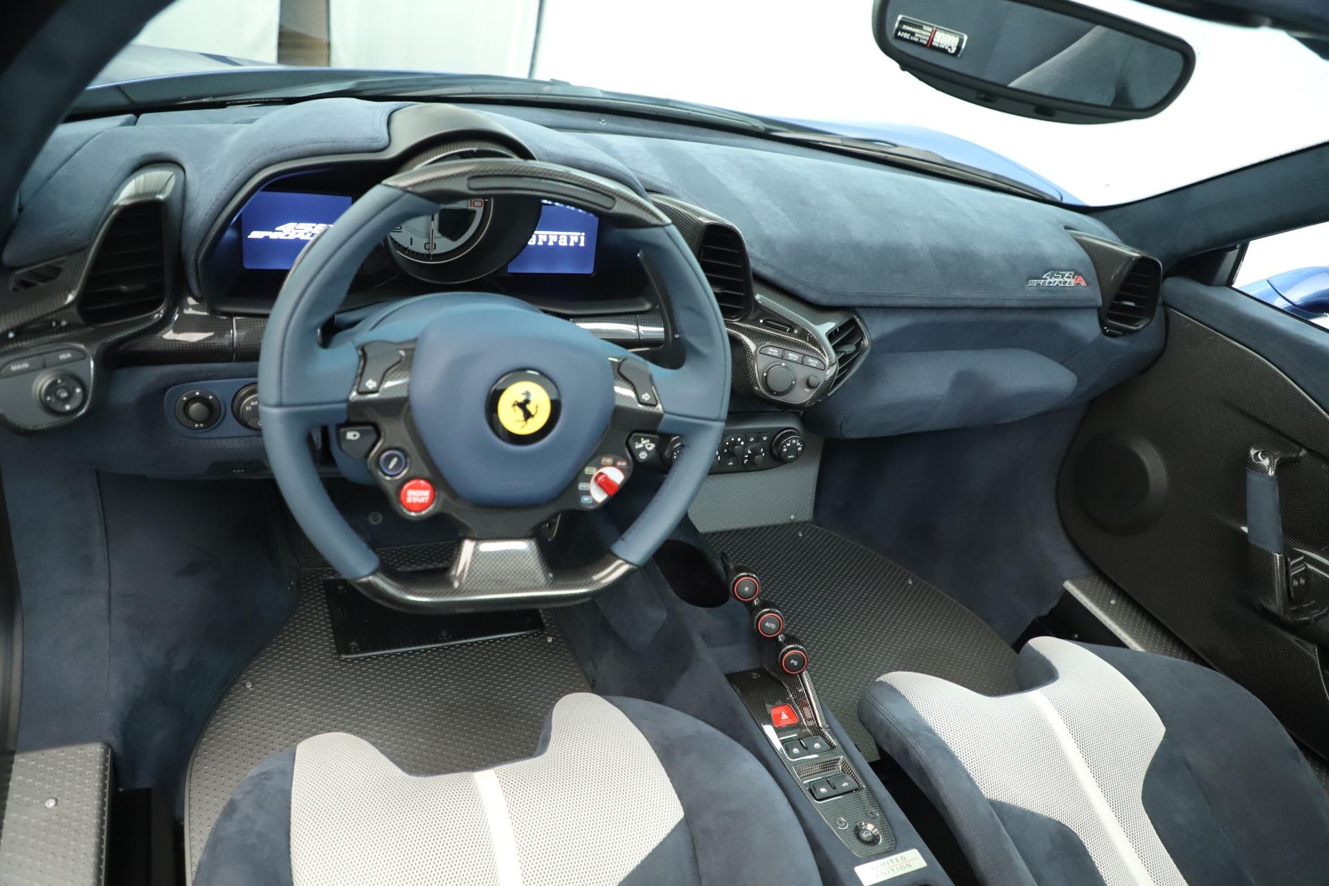 Used 2015 Ferrari 458 Speciale Aperta  For Sale In Greenwich, CT 3372_p21