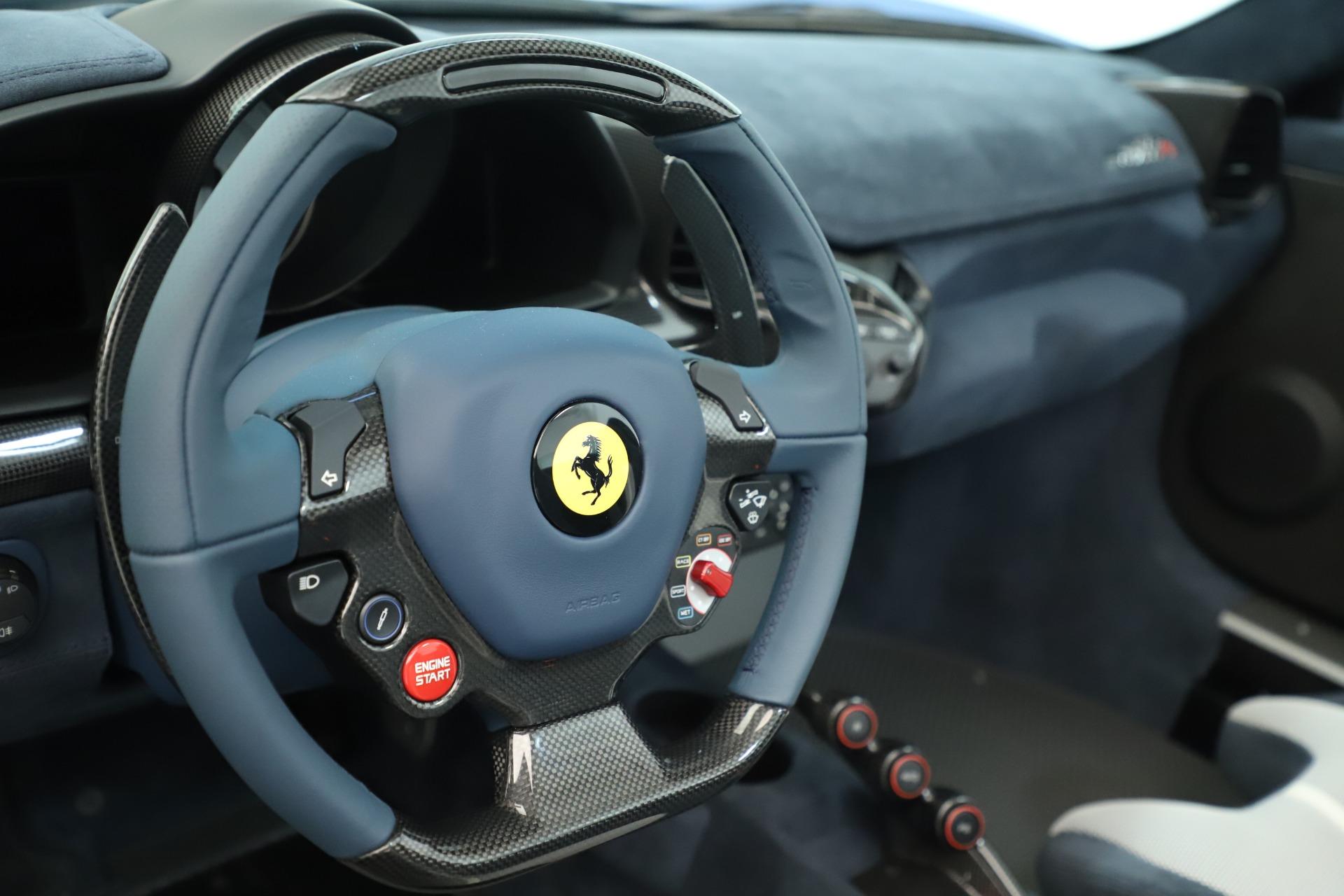 Used 2015 Ferrari 458 Speciale Aperta  For Sale In Greenwich, CT 3372_p25