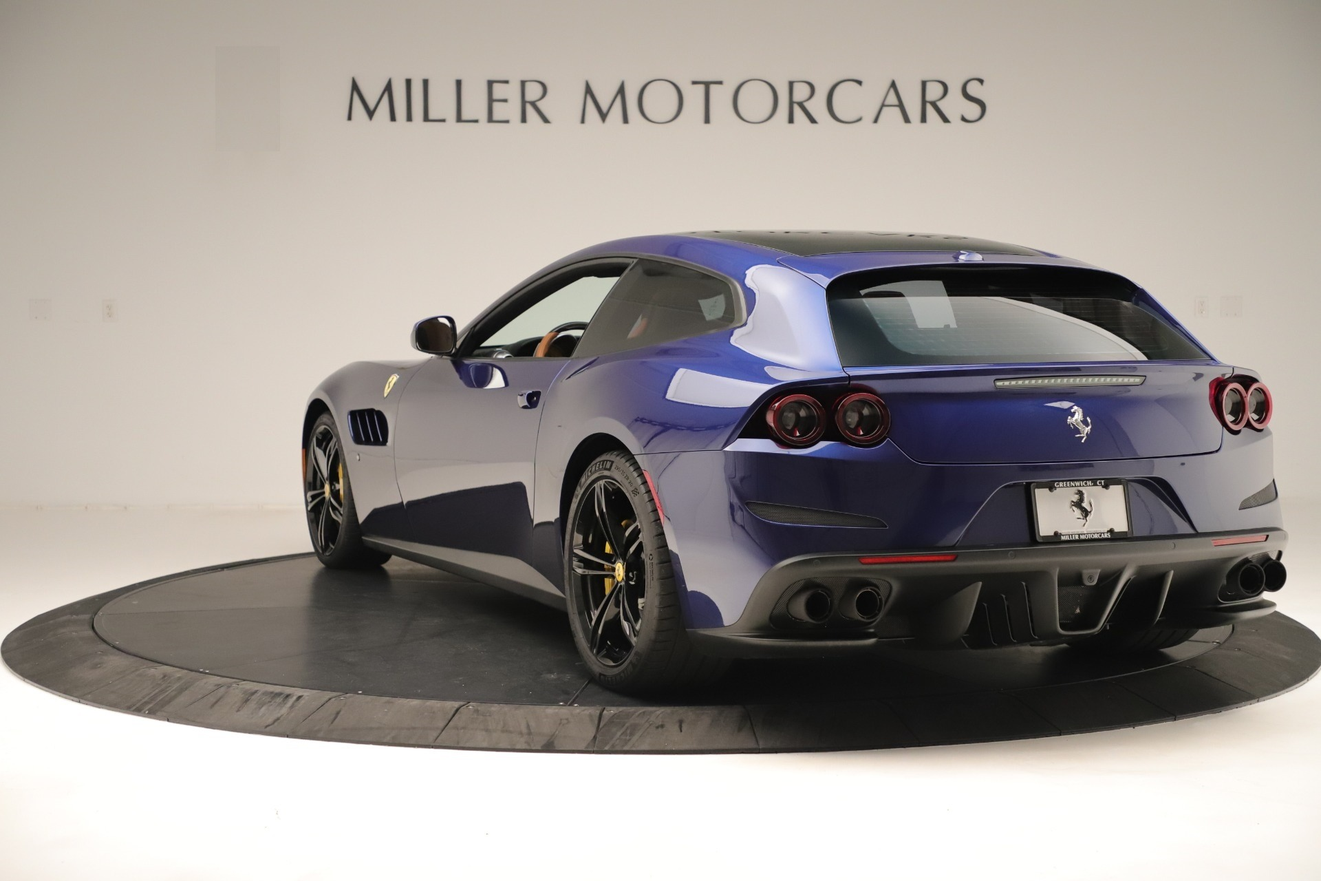Used 2019 Ferrari GTC4Lusso  For Sale In Greenwich, CT 3376_p5