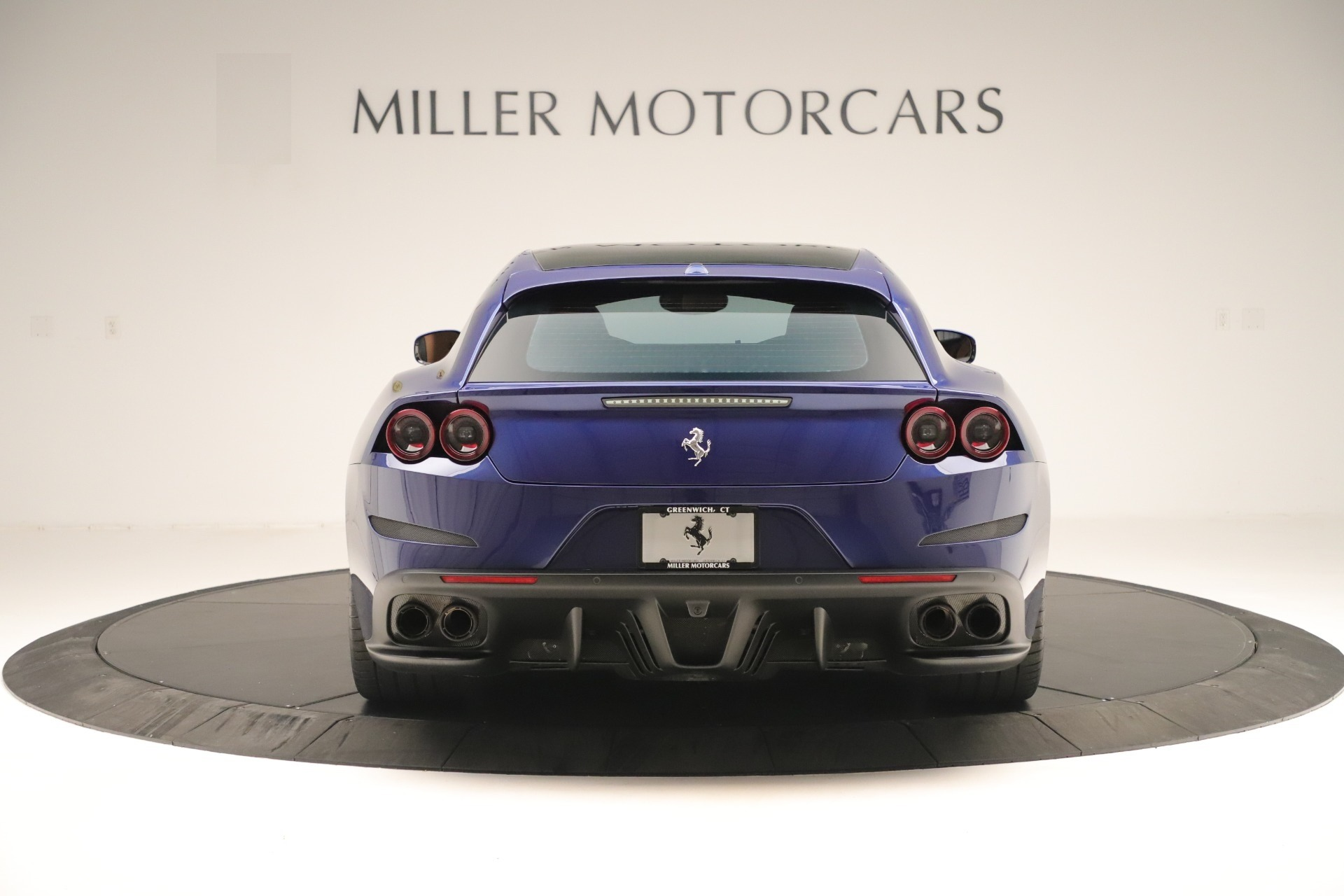 Used 2019 Ferrari GTC4Lusso  For Sale In Greenwich, CT 3376_p6