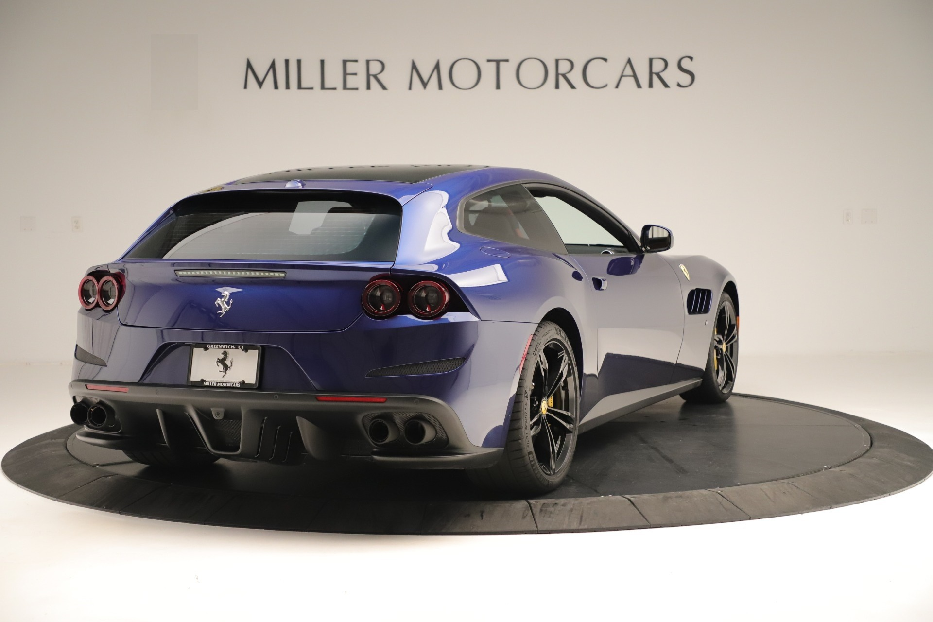 Used 2019 Ferrari GTC4Lusso  For Sale In Greenwich, CT 3376_p7