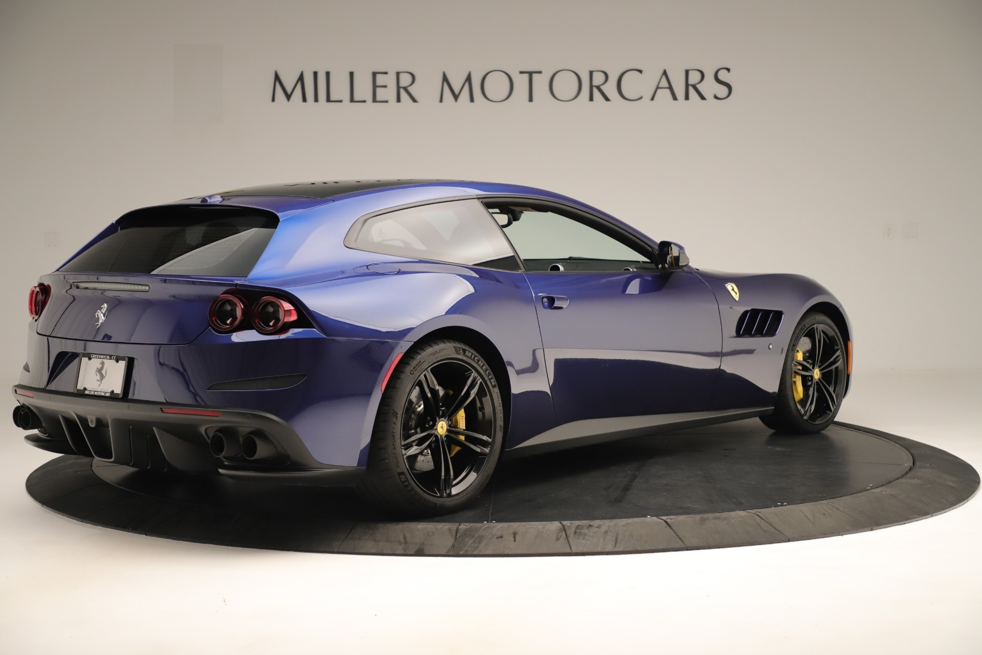 Used 2019 Ferrari GTC4Lusso  For Sale In Greenwich, CT 3376_p8