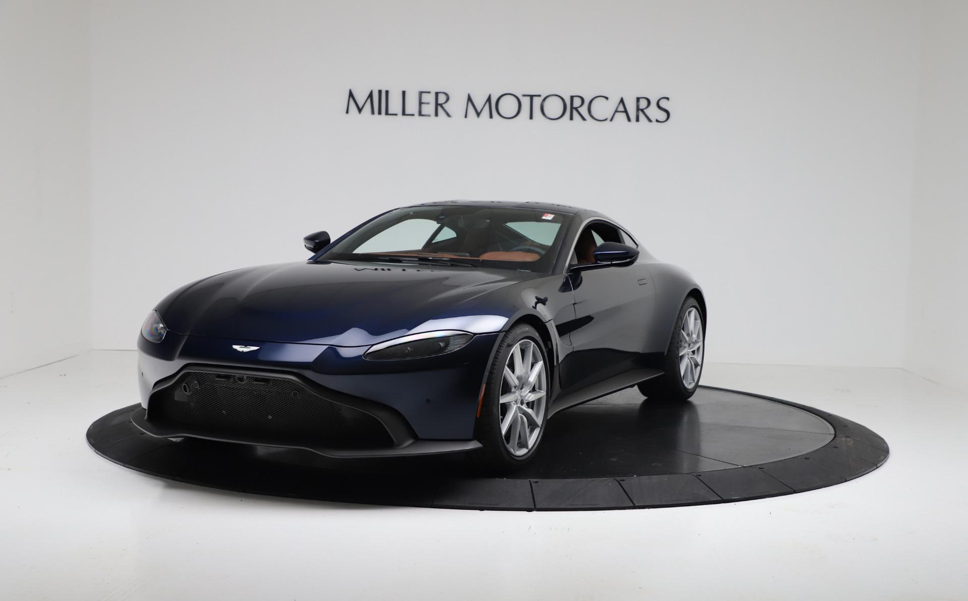 New 2020 Aston Martin Vantage V8 For Sale In Greenwich, CT 3378_p2