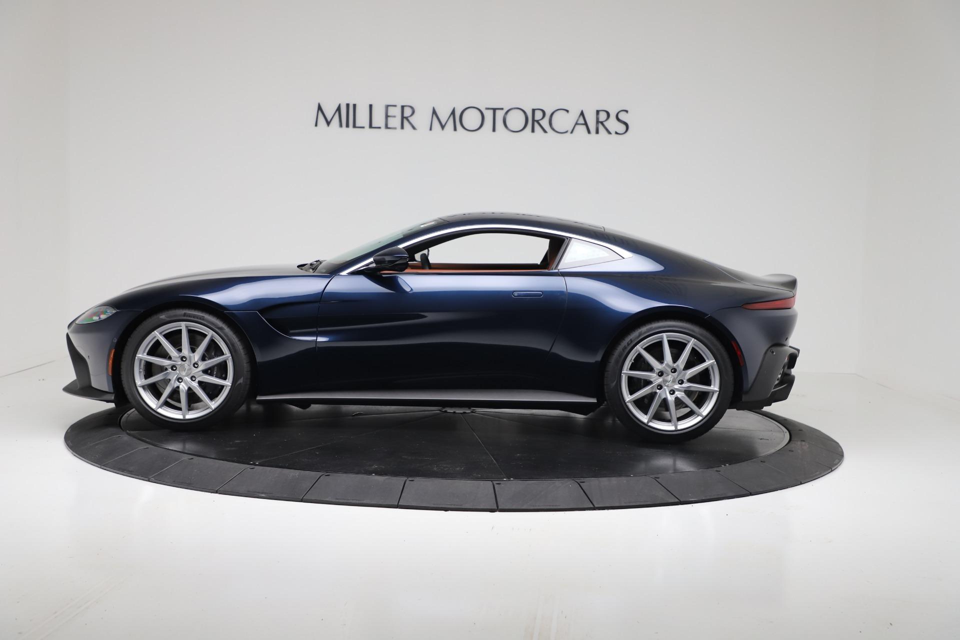 New 2020 Aston Martin Vantage V8 For Sale In Greenwich, CT 3378_p3