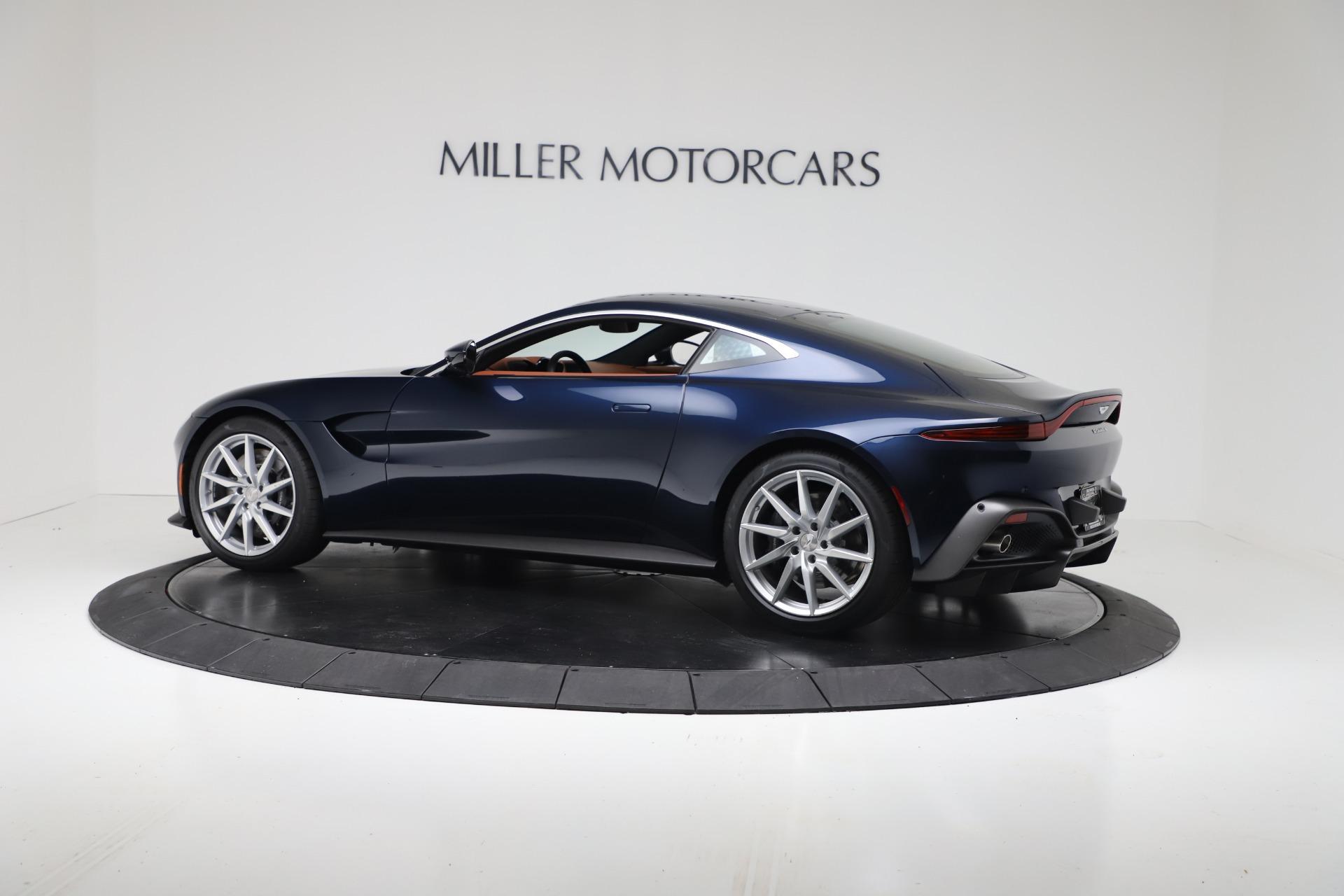 New 2020 Aston Martin Vantage V8 For Sale In Greenwich, CT 3378_p4