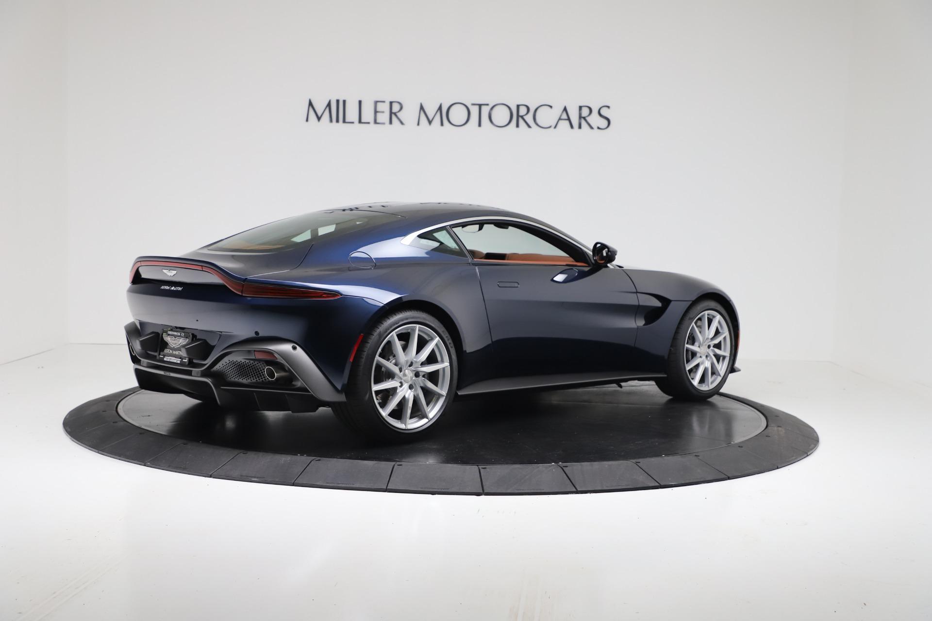 New 2020 Aston Martin Vantage V8 For Sale In Greenwich, CT 3378_p7