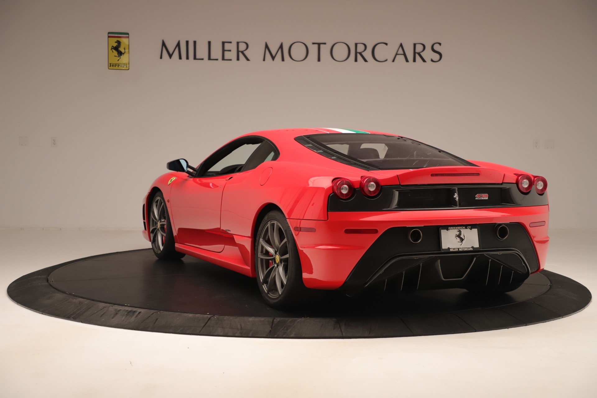 Used 2008 Ferrari F430 Scuderia For Sale In Greenwich, CT 3381_p5