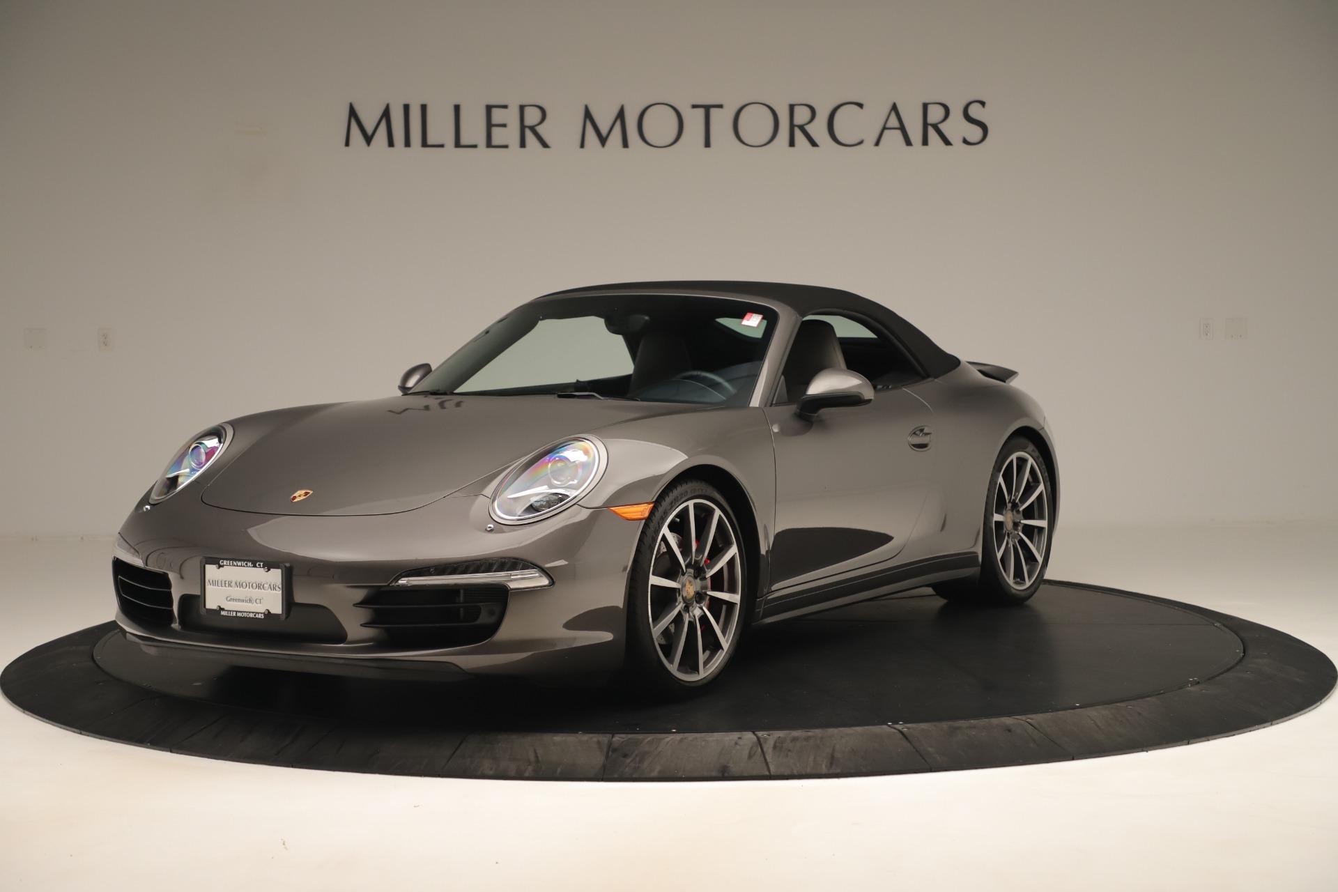 Used 2015 Porsche 911 Carrera 4S For Sale In Greenwich, CT 3383_p12