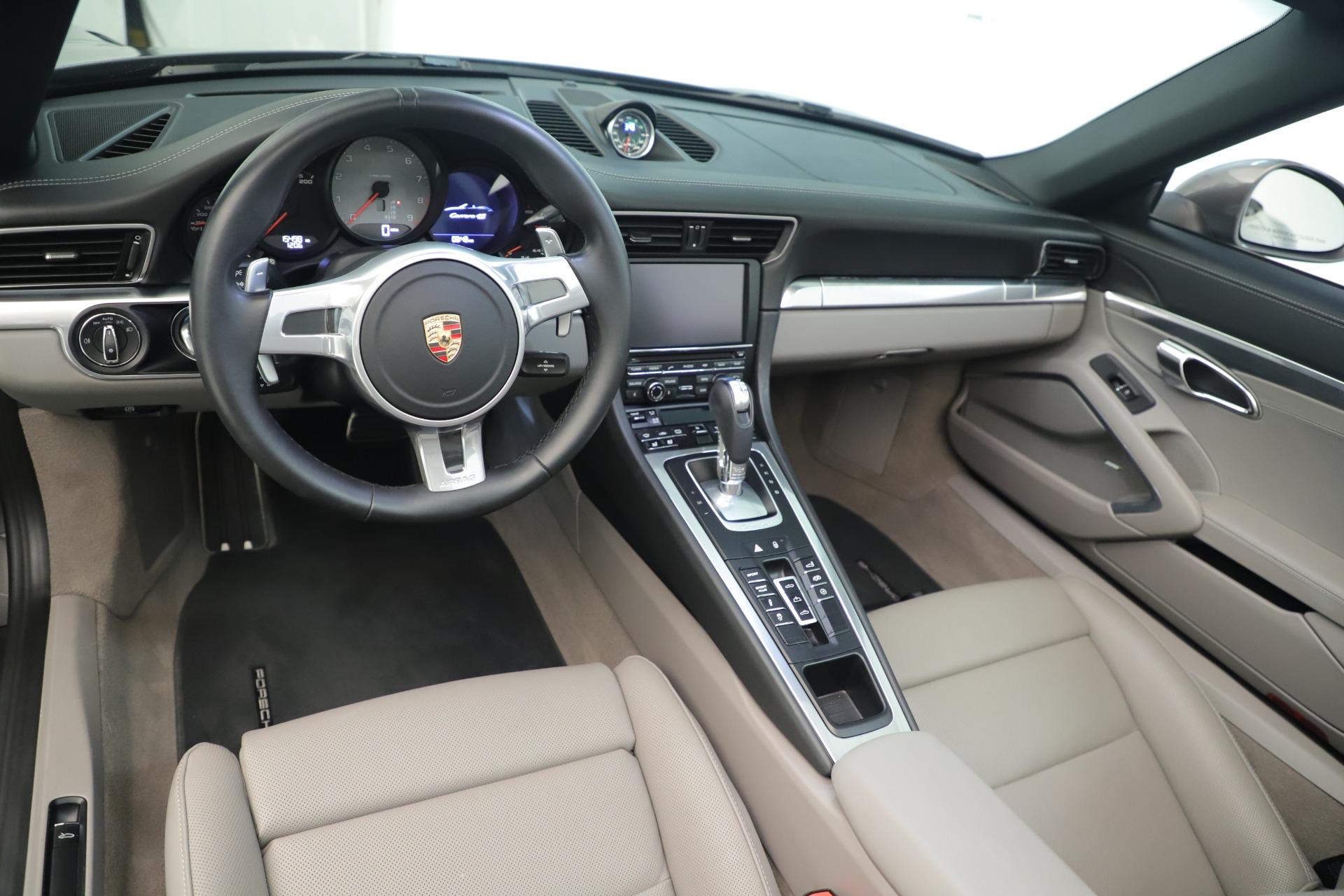 Used 2015 Porsche 911 Carrera 4S For Sale In Greenwich, CT 3383_p19