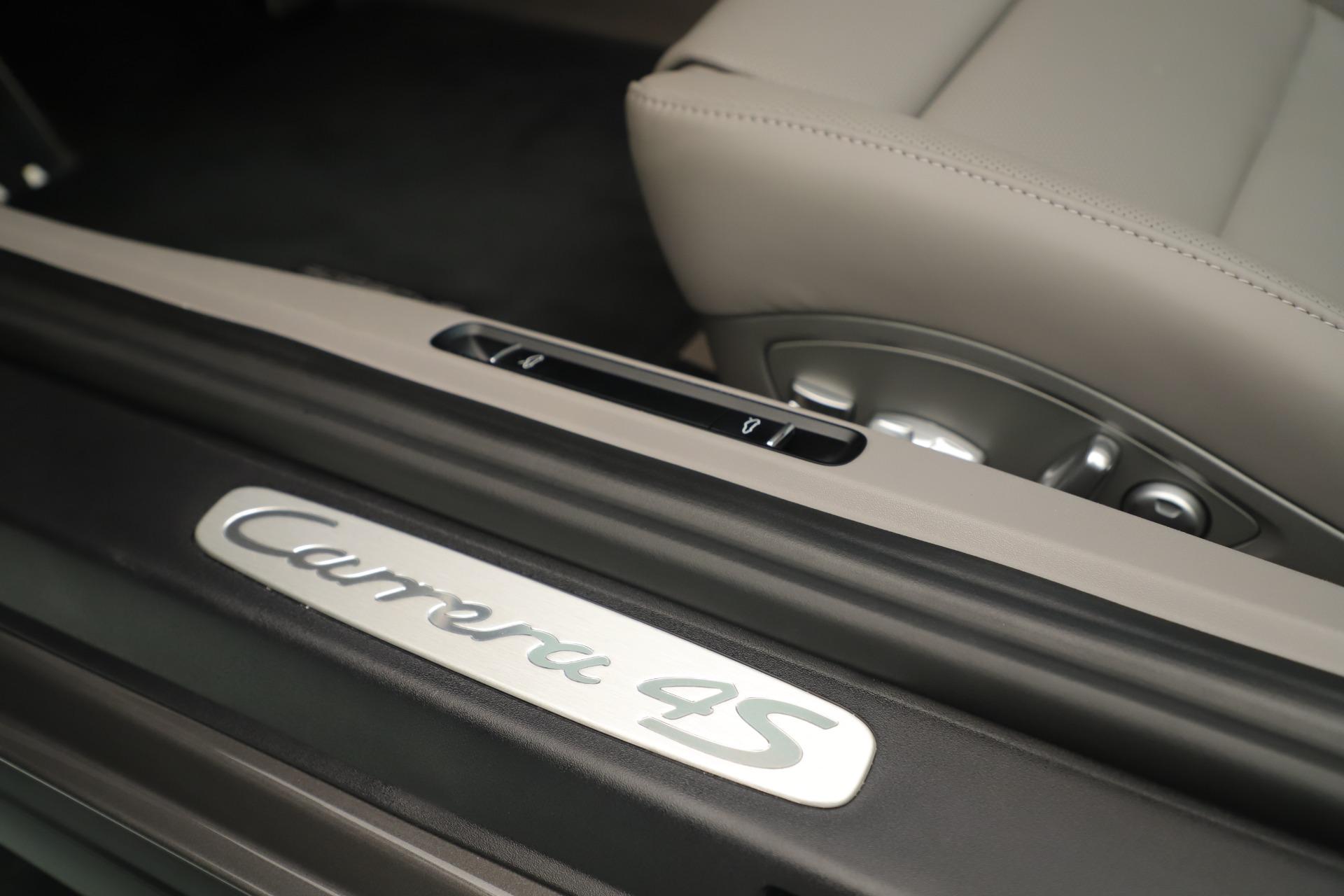 Used 2015 Porsche 911 Carrera 4S For Sale In Greenwich, CT 3383_p27