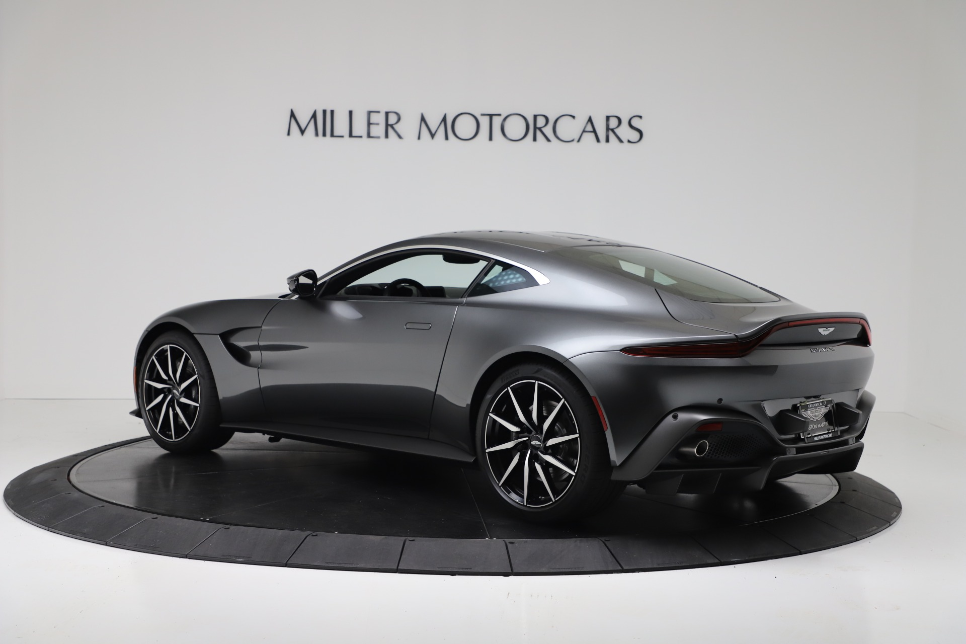 New 2020 Aston Martin Vantage Coupe For Sale In Greenwich, CT 3384_p3