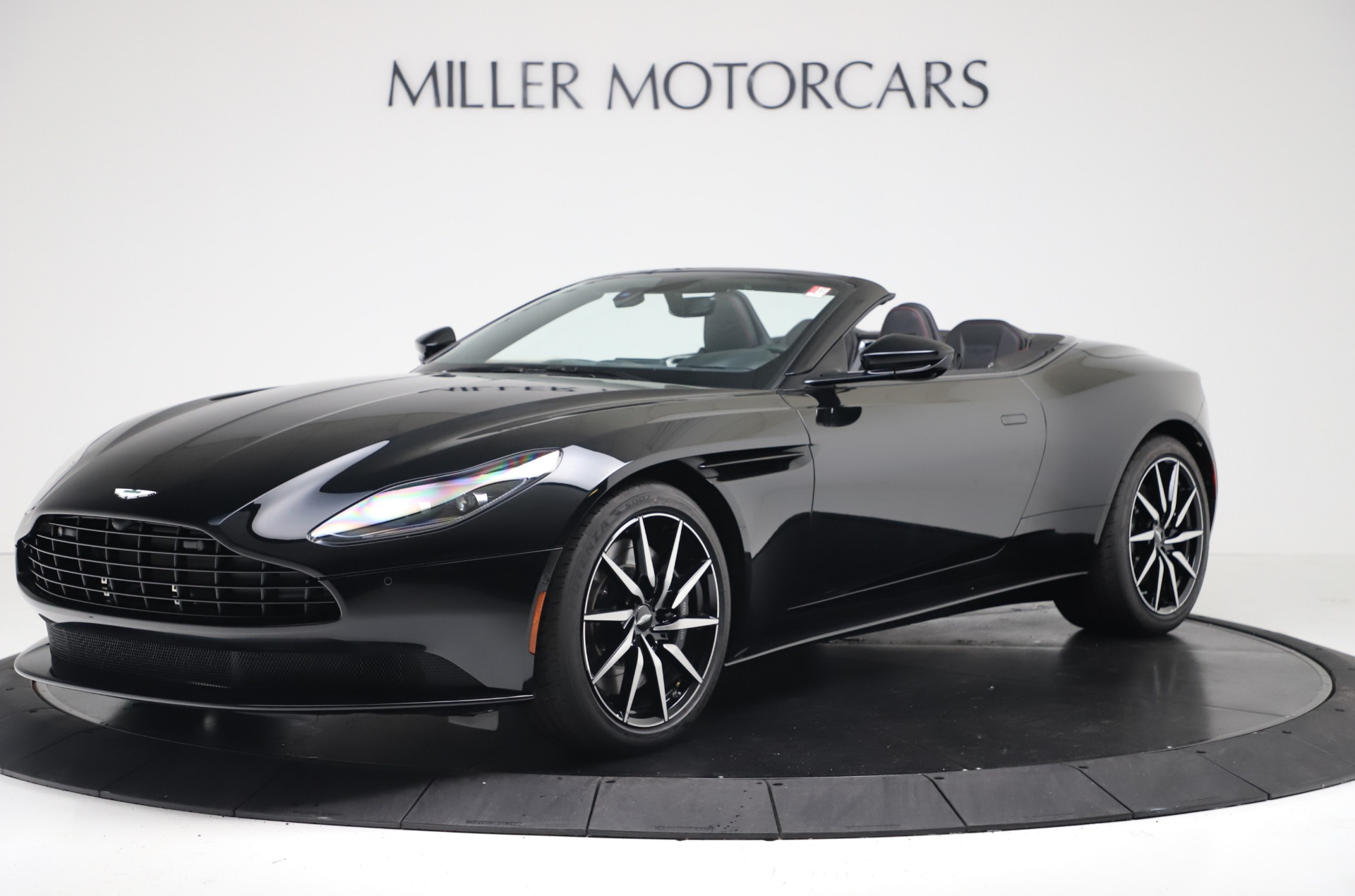New 2020 Aston Martin DB11 Convertible For Sale In Greenwich, CT 3385_main