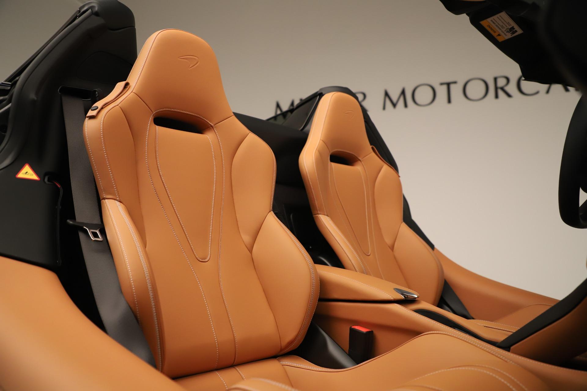 New 2020 McLaren 720S Spider For Sale In Greenwich, CT 3386_p13