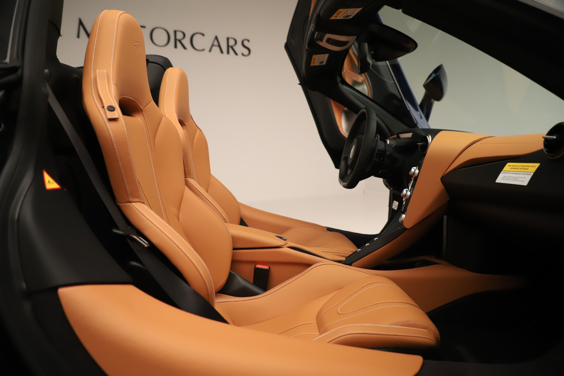 New 2020 McLaren 720S Spider For Sale In Greenwich, CT 3386_p14