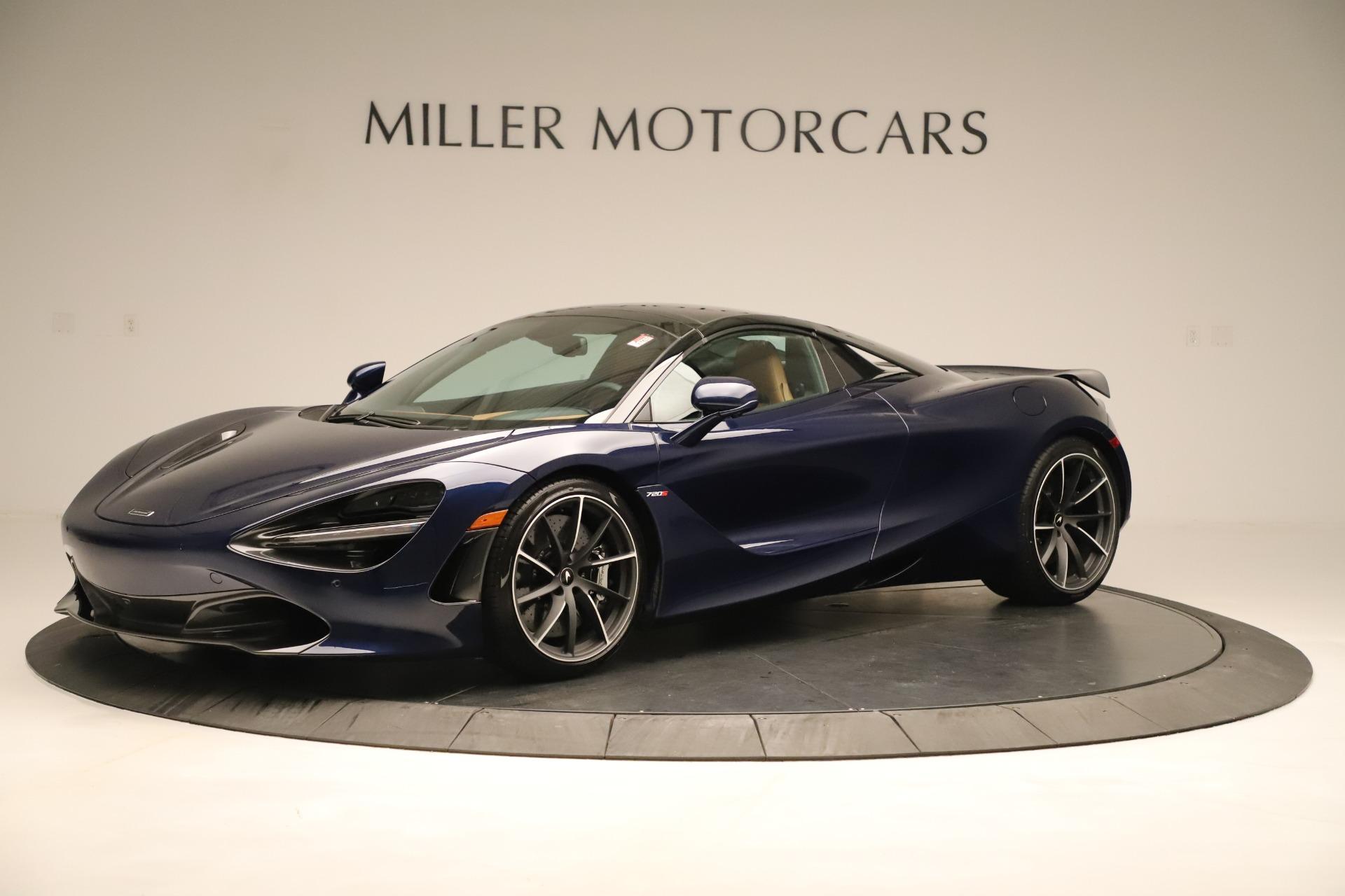 New 2020 McLaren 720S Spider For Sale In Greenwich, CT 3386_p18