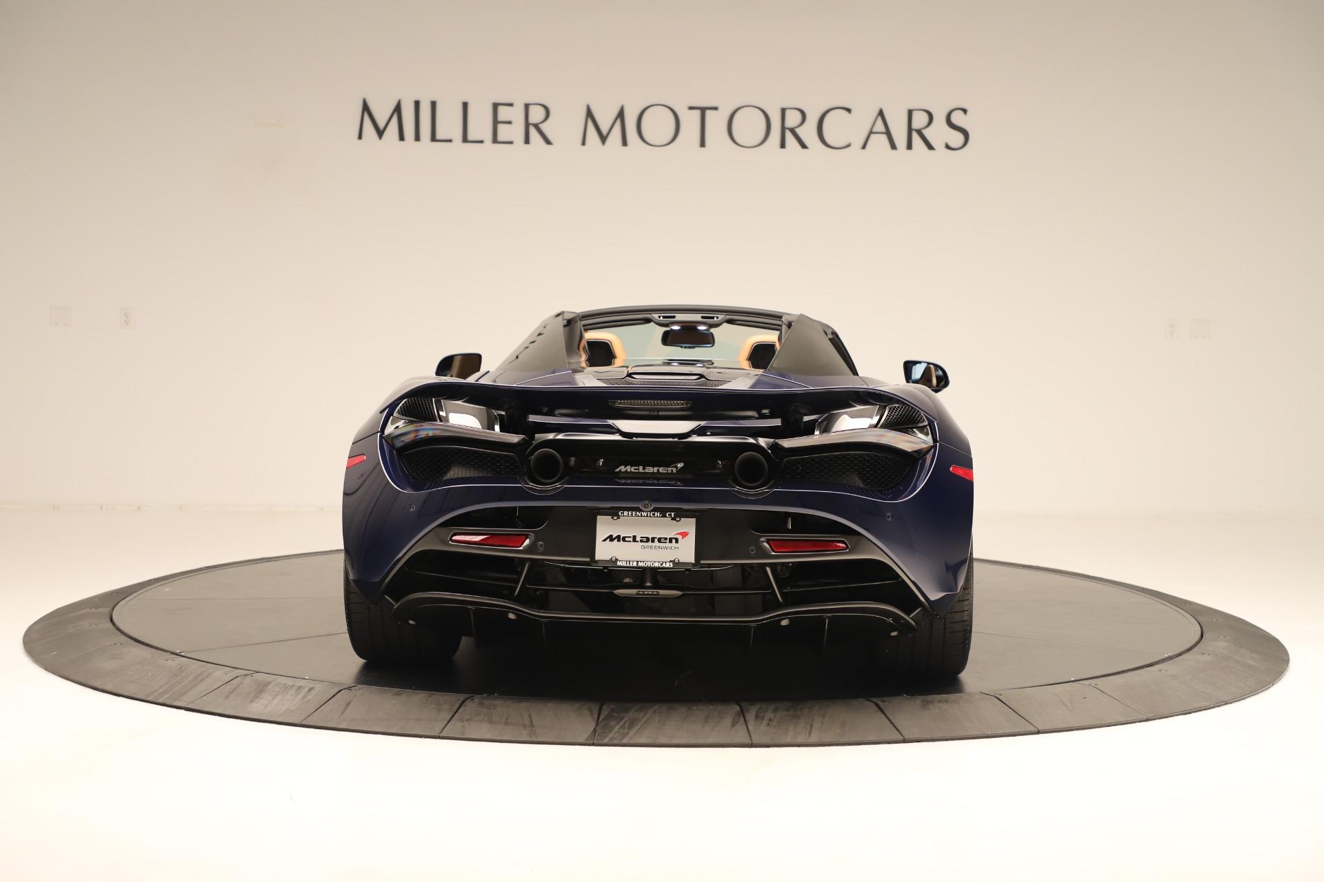 New 2020 McLaren 720S Spider For Sale In Greenwich, CT 3386_p26