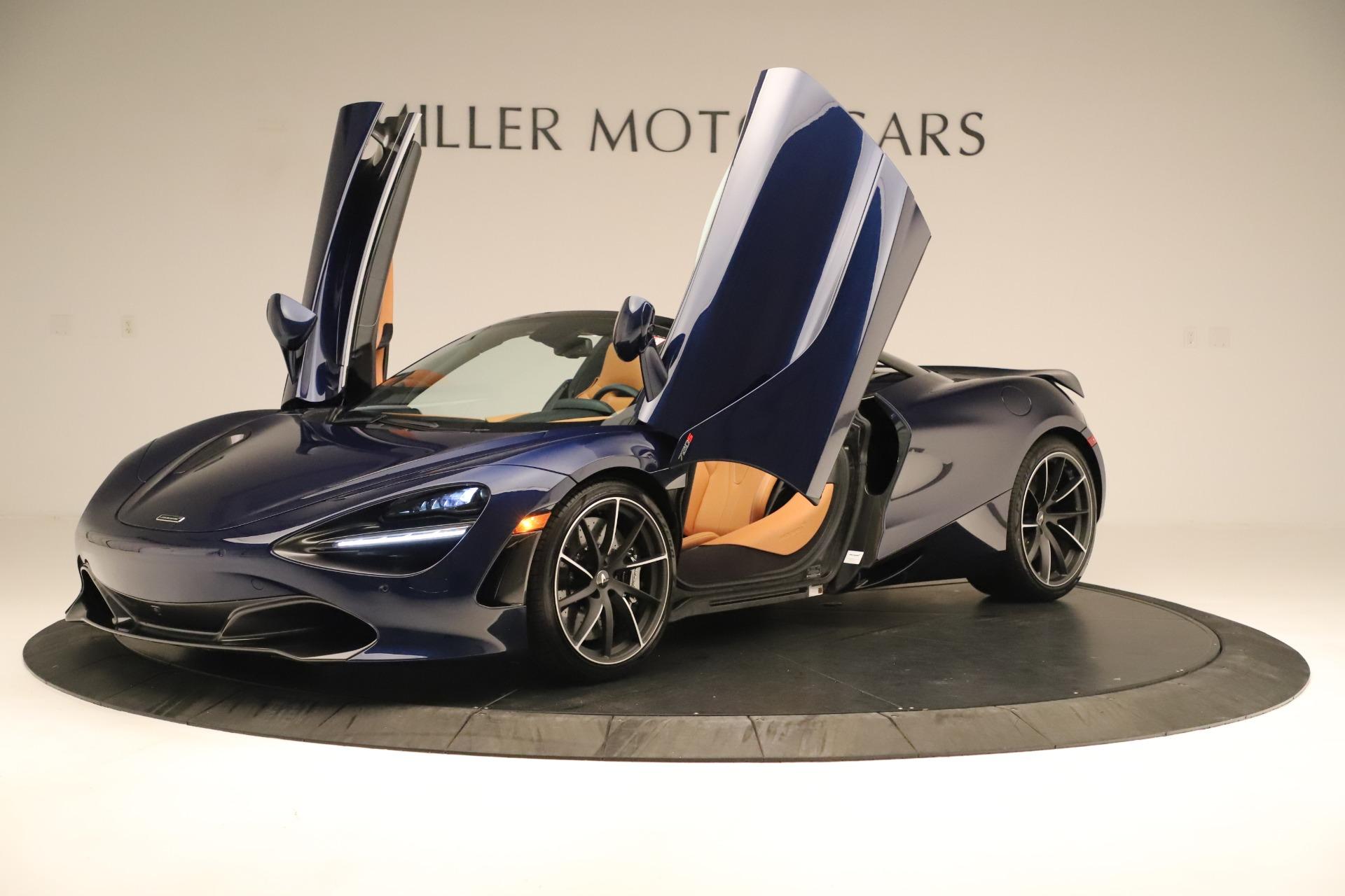 New 2020 McLaren 720S Spider For Sale In Greenwich, CT 3386_p28