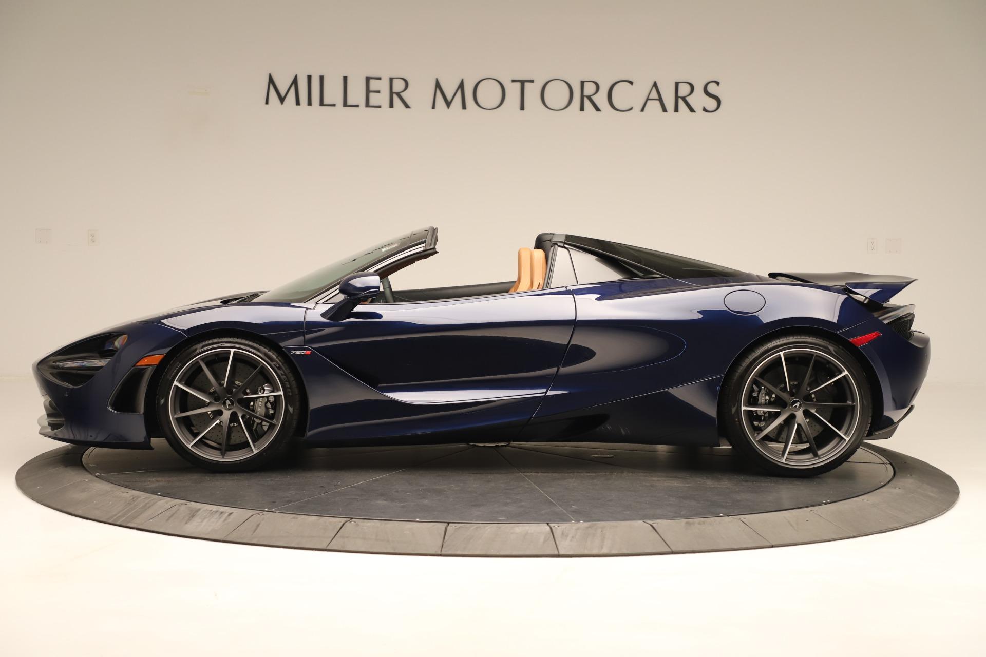 New 2020 McLaren 720S Spider For Sale In Greenwich, CT 3386_p2