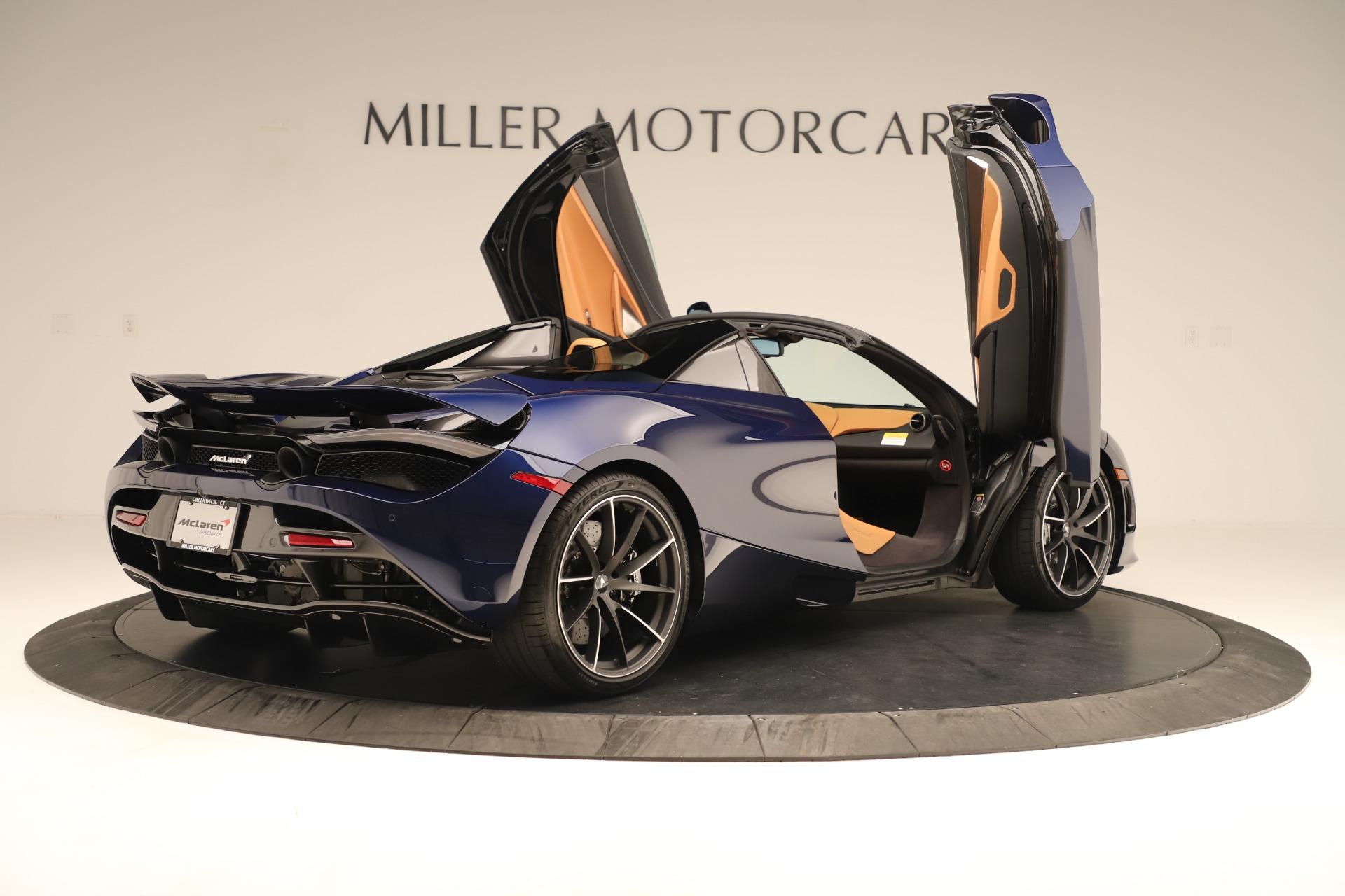 New 2020 McLaren 720S Spider For Sale In Greenwich, CT 3386_p31