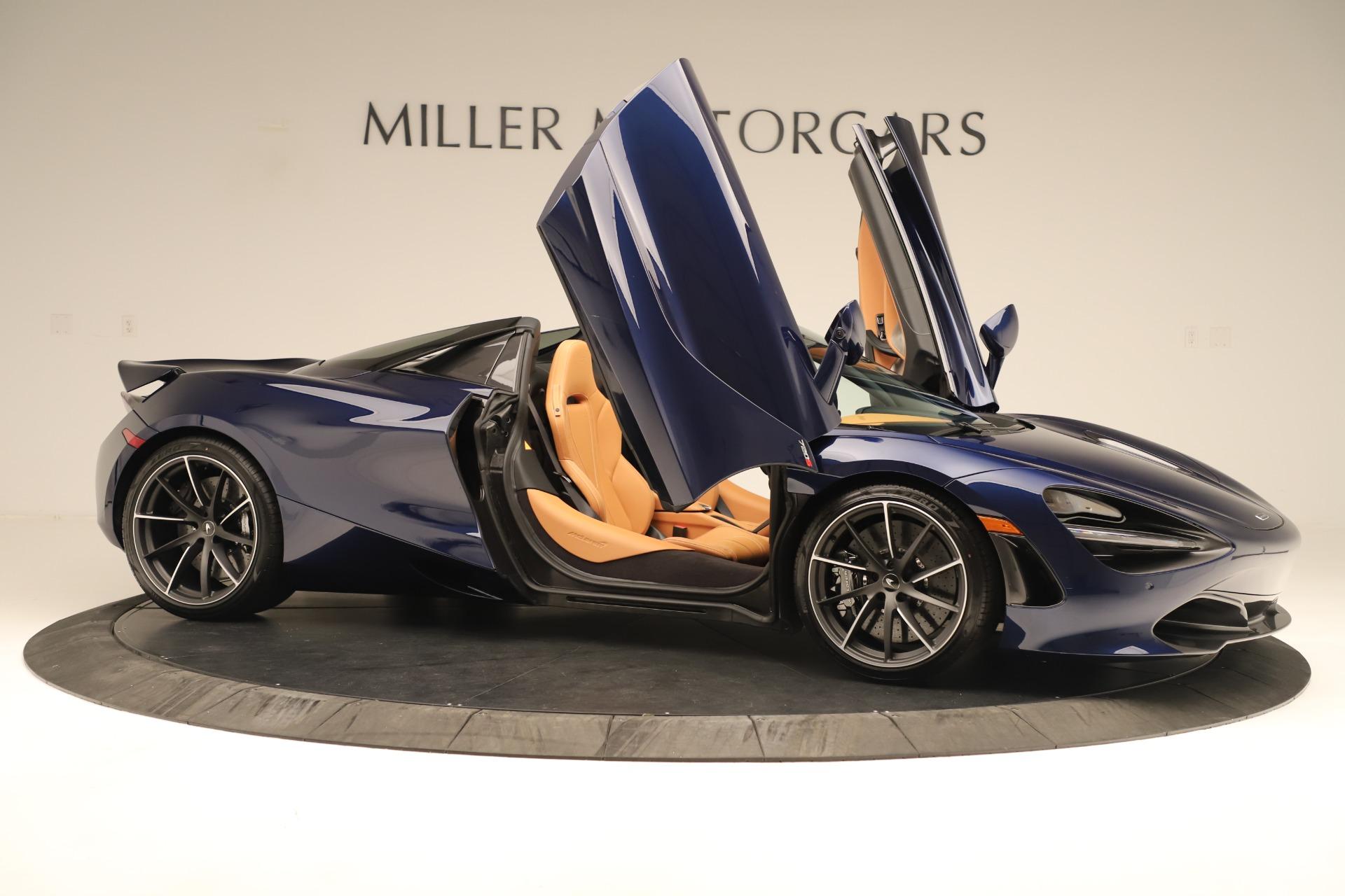 New 2020 McLaren 720S Spider For Sale In Greenwich, CT 3386_p32