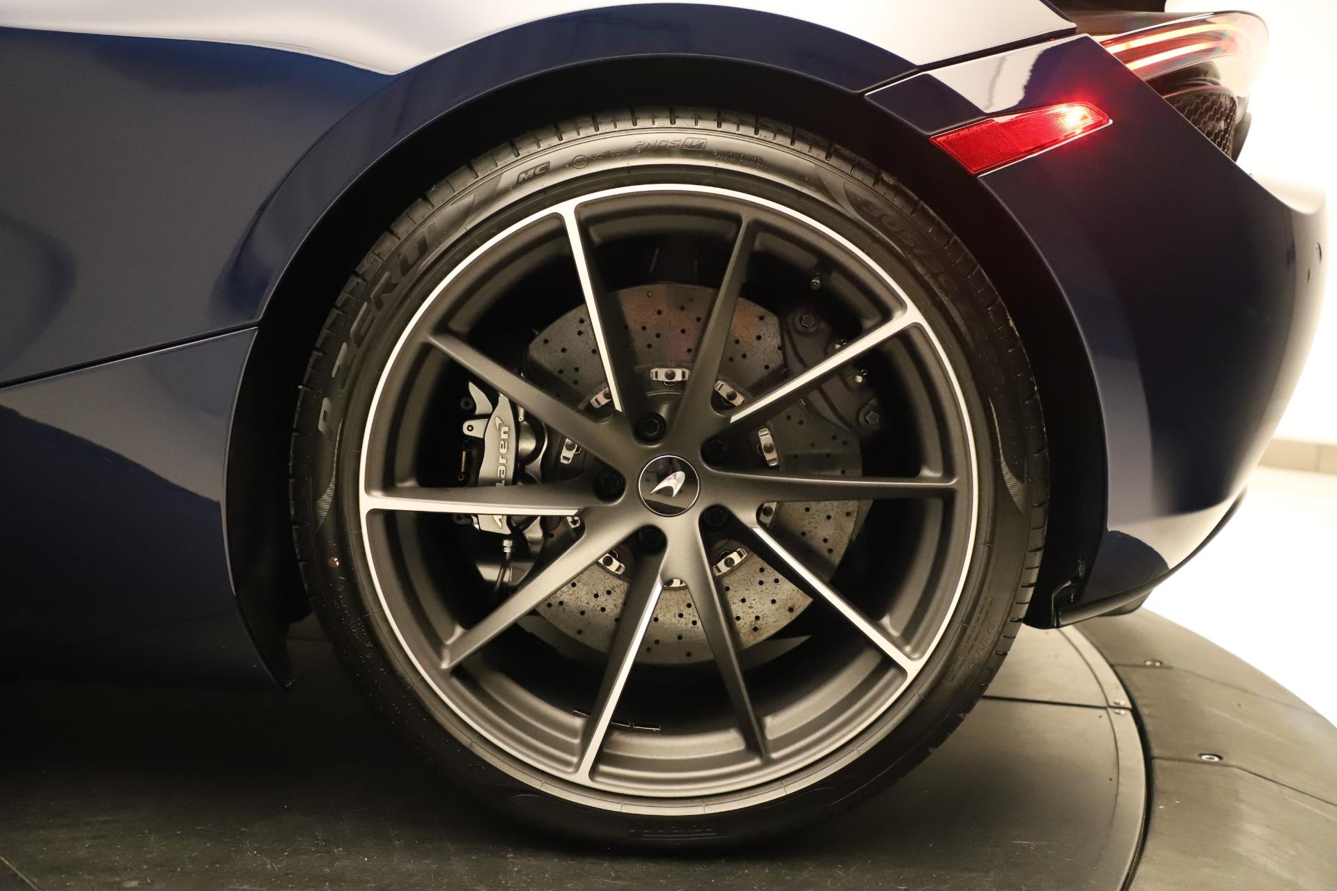 New 2020 McLaren 720S Spider For Sale In Greenwich, CT 3386_p33