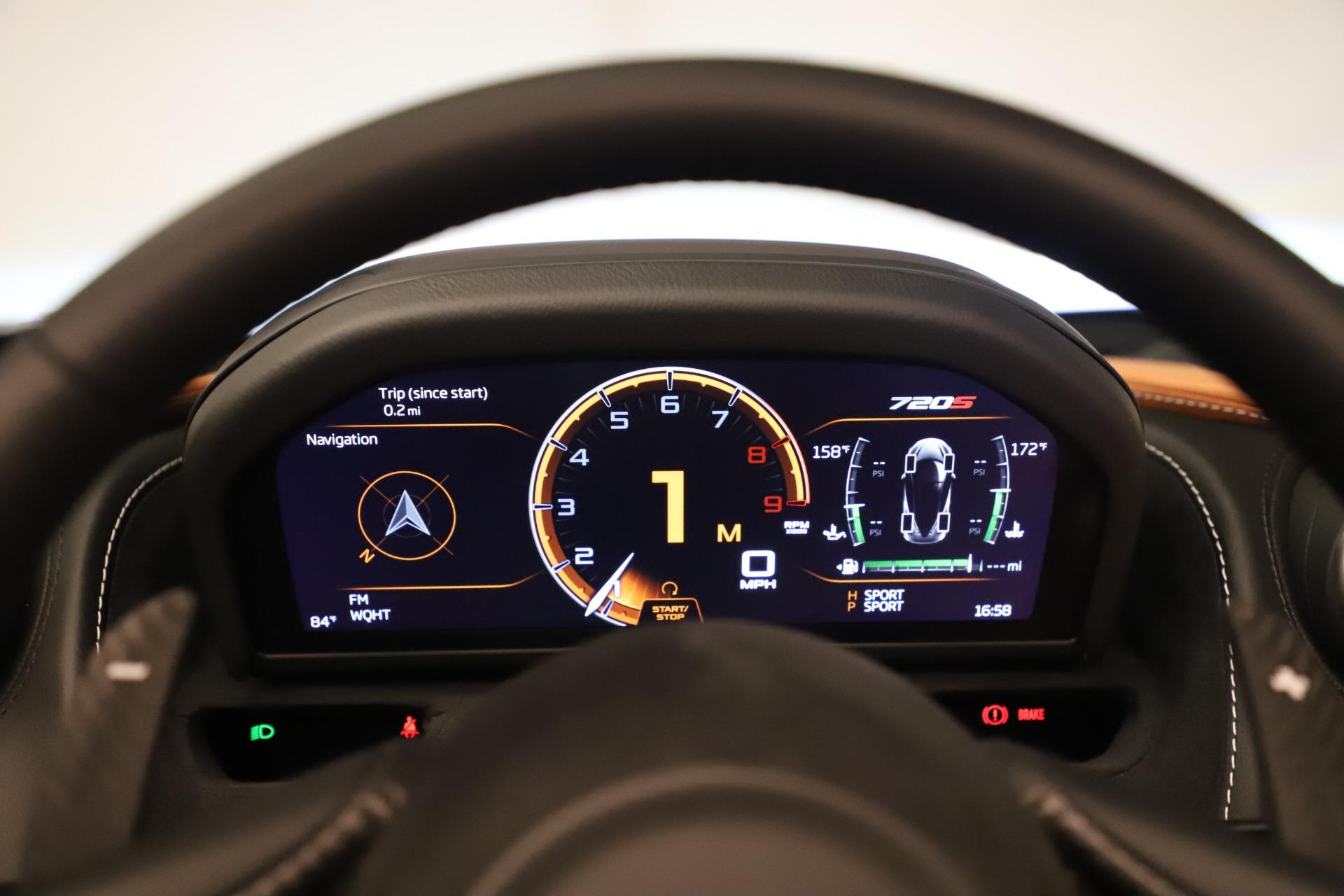New 2020 McLaren 720S Spider For Sale In Greenwich, CT 3386_p34