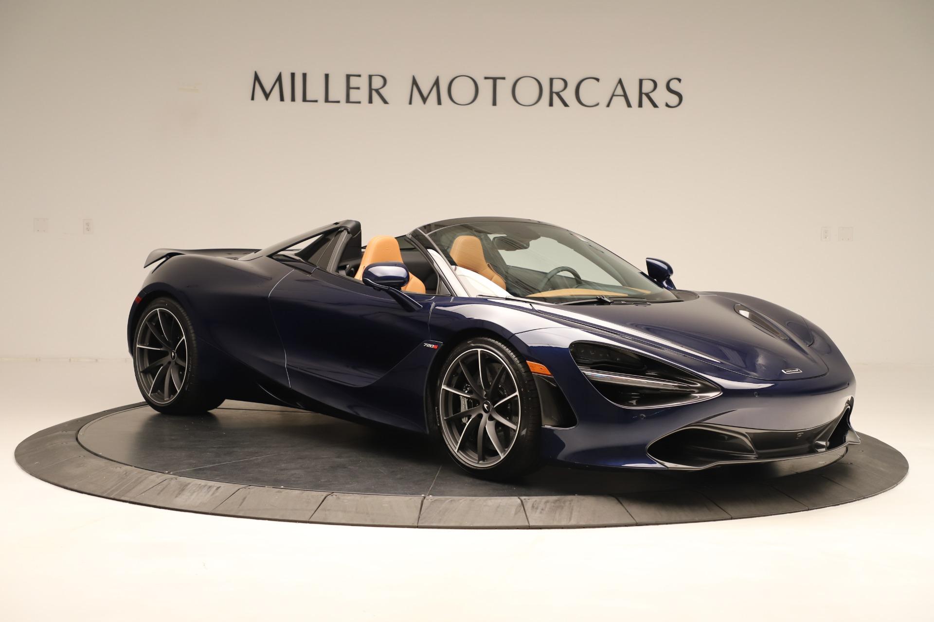 New 2020 McLaren 720S Spider For Sale In Greenwich, CT 3386_p6